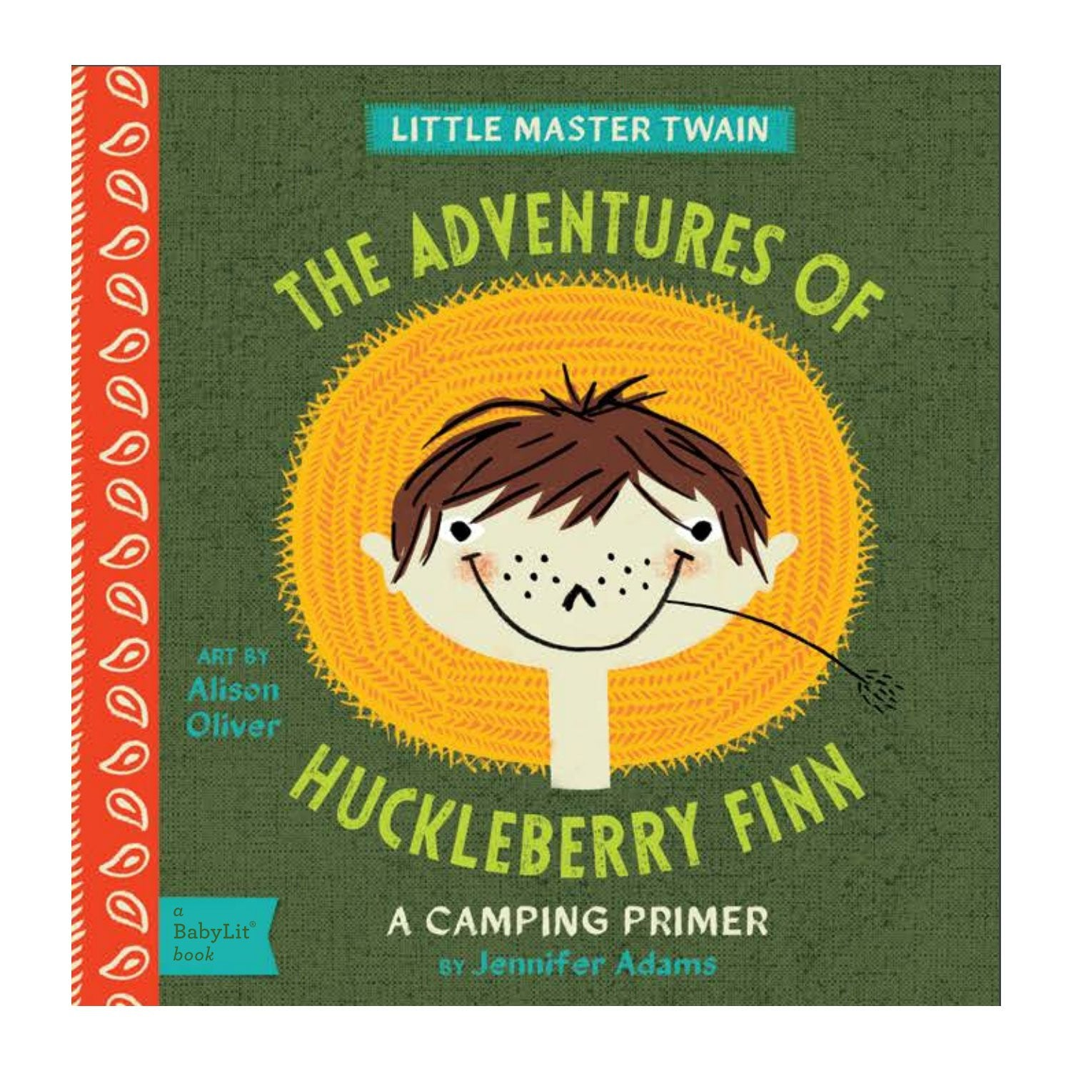 The Adventures Of Huckleberry Finn Baby Board Book