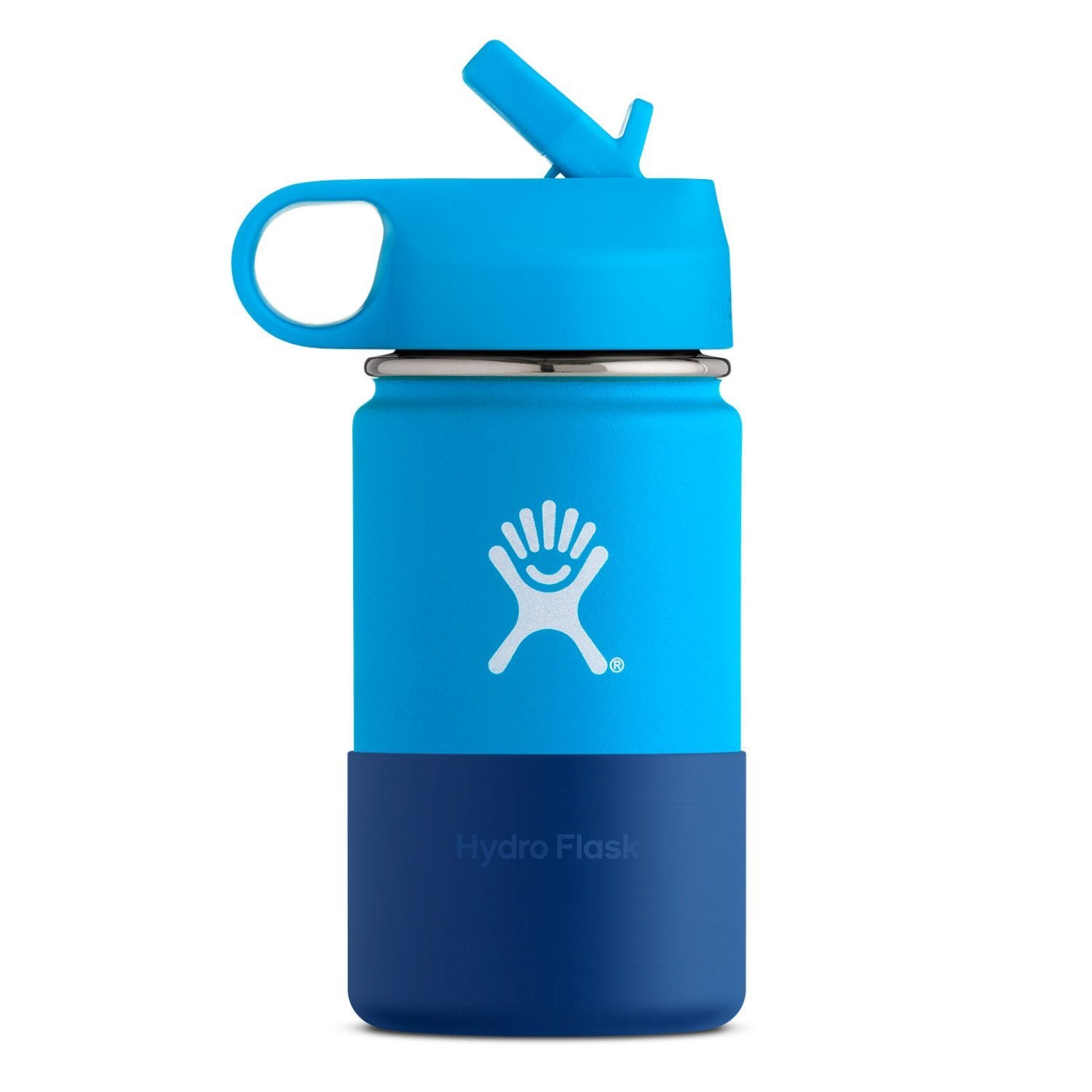 Hydro Flask Kids Insulated Drink Bottle 355ml Hydro Flask Water Bottles Pacific at Little Earth Nest Eco Shop