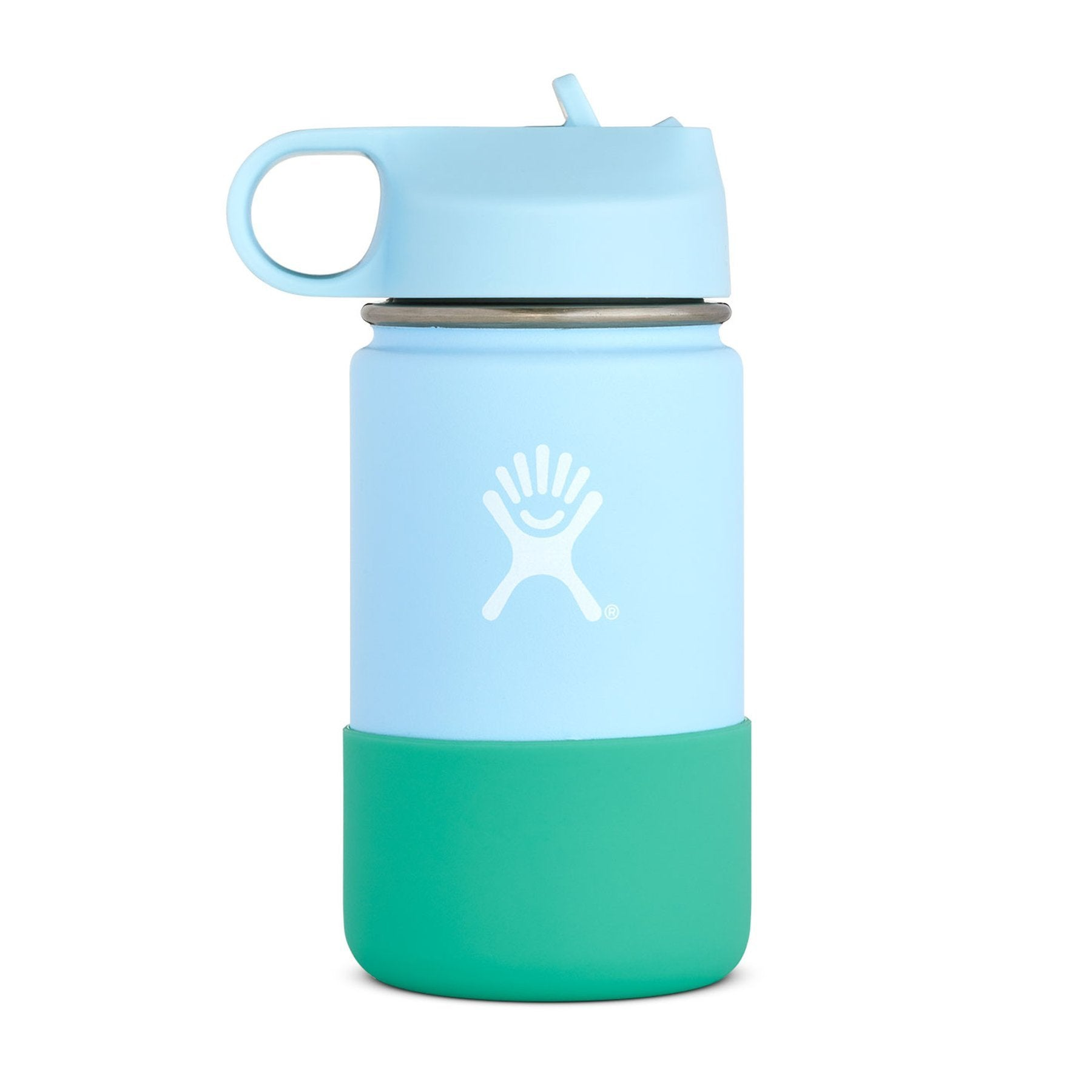 Hydro Flask Kids Insulated Drink Bottle 355ml Hydro Flask Water Bottles Frost at Little Earth Nest Eco Shop