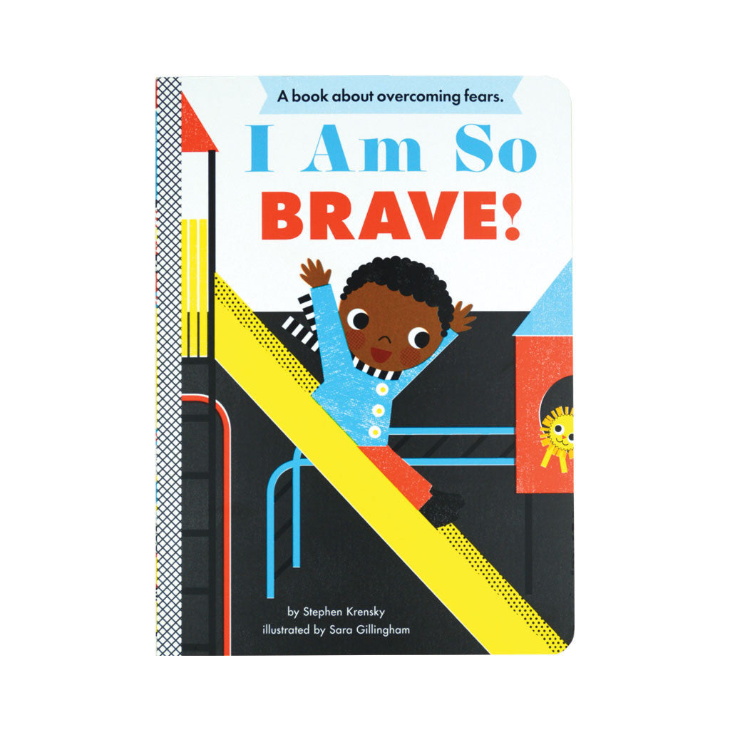 I Am So Brave! Book Little Earth Nest Books at Little Earth Nest Eco Shop