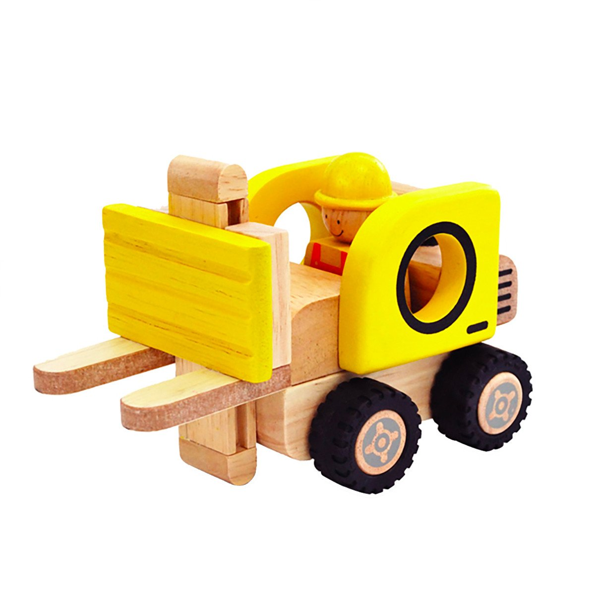 I'm Toy Road Vehicles Im Toy Play Vehicles Forklift at Little Earth Nest Eco Shop