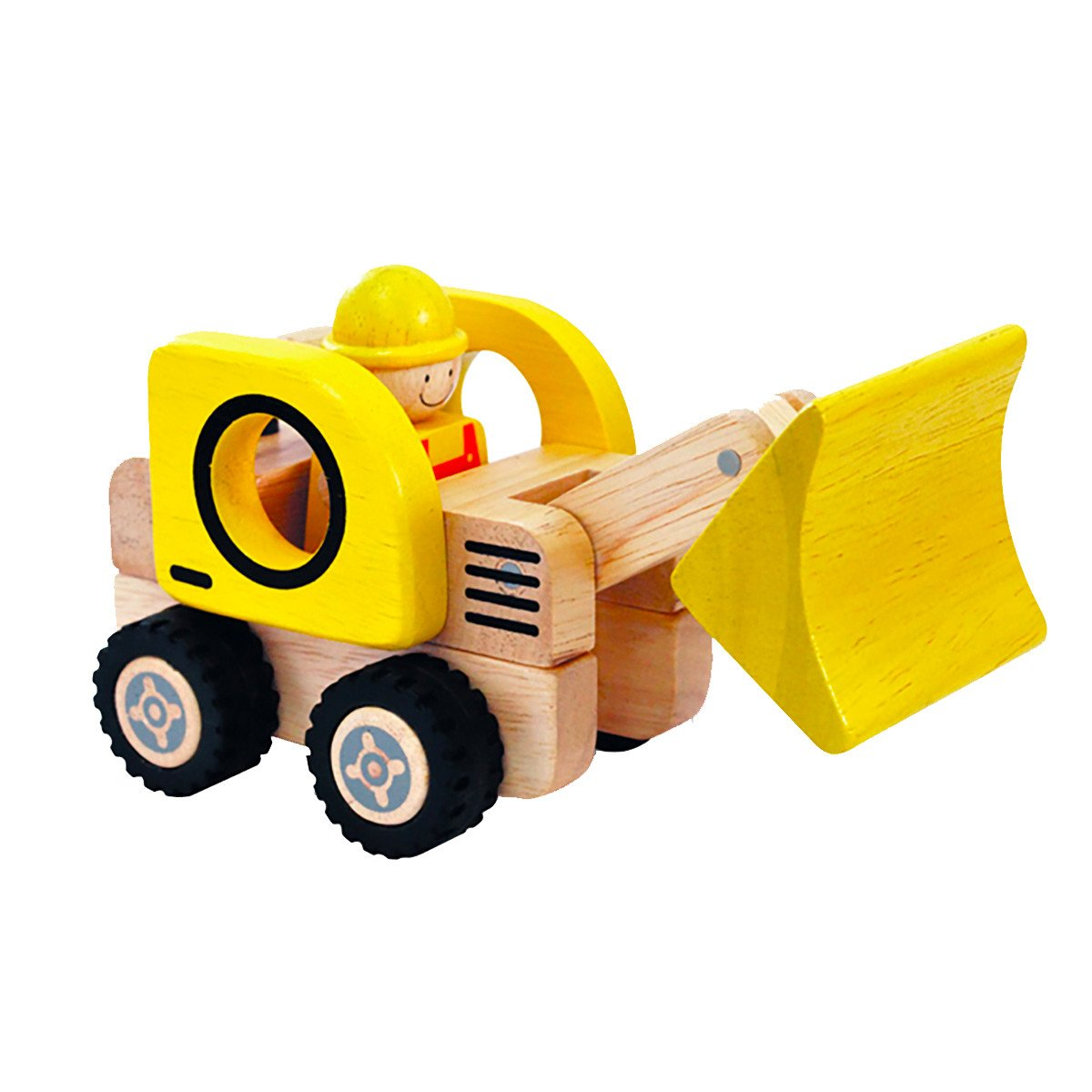 I'm Toy Road Vehicles Im Toy Play Vehicles Bulldozer at Little Earth Nest Eco Shop