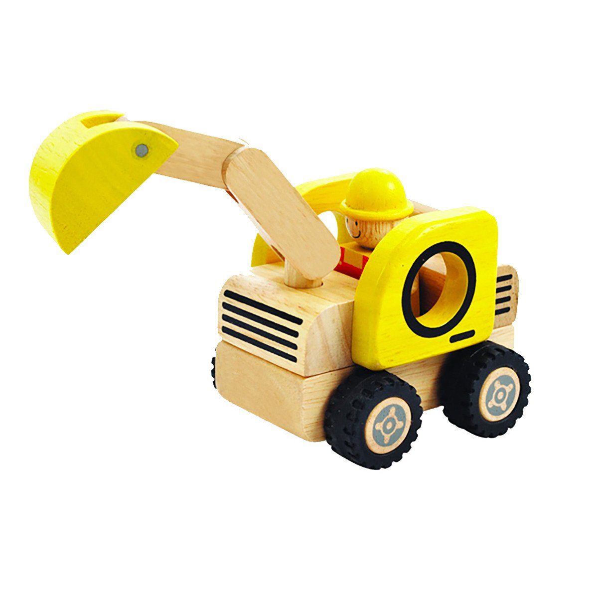 I'm Toy Road Vehicles Im Toy Play Vehicles Digger at Little Earth Nest Eco Shop