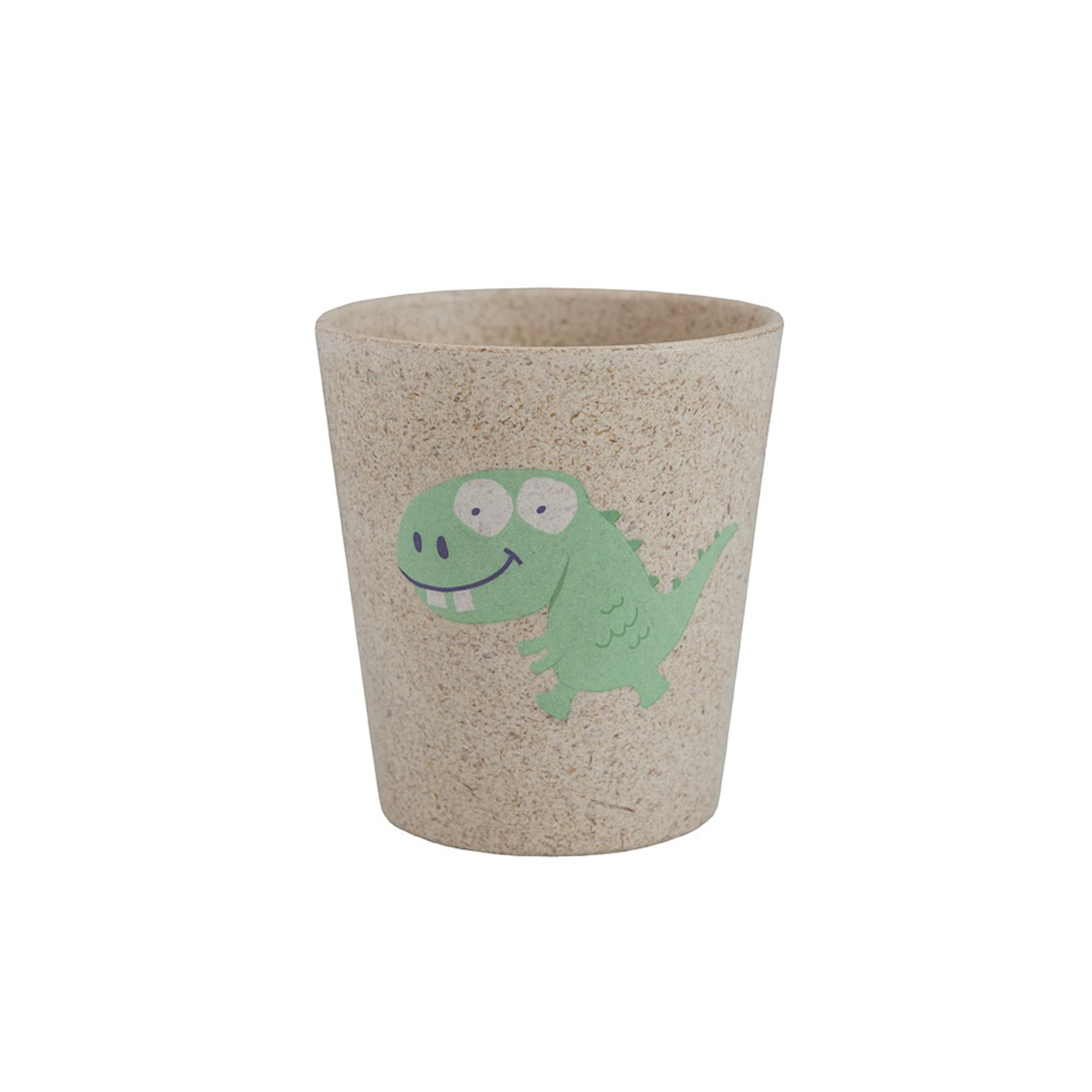 Jack and Jill Rinse Cup Jack n Jill Toothbrushes Dinosaur at Little Earth Nest Eco Shop