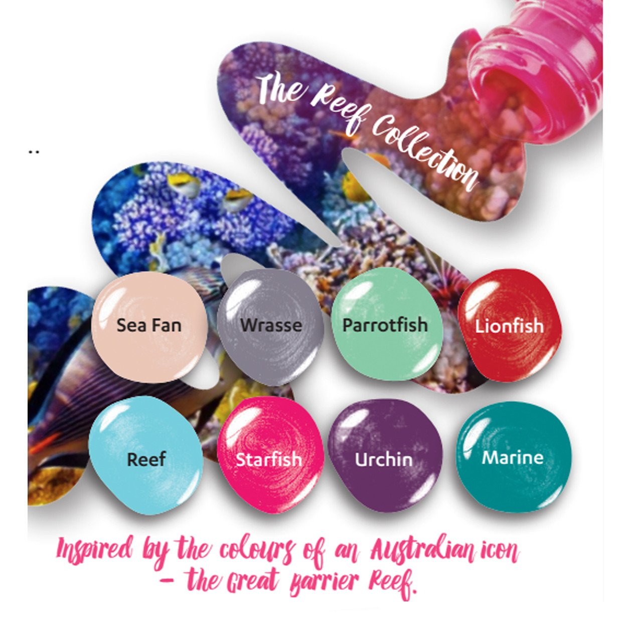 Jellystone 7 Free Nail Polish Jellystone Designs Beauty at Little Earth Nest Eco Shop