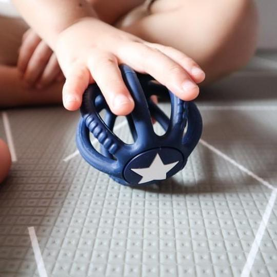 Jellystone Designs Silicone Fidget Ball Jellystone Designs Baby Activity Toys at Little Earth Nest Eco Shop