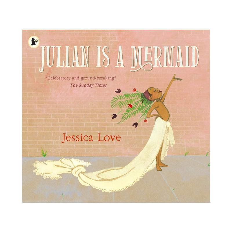 Julian is a Mermaid Book Not specified Books at Little Earth Nest Eco Shop