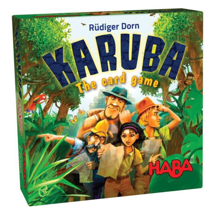 Karuba The Card Game Haba Games at Little Earth Nest Eco Shop