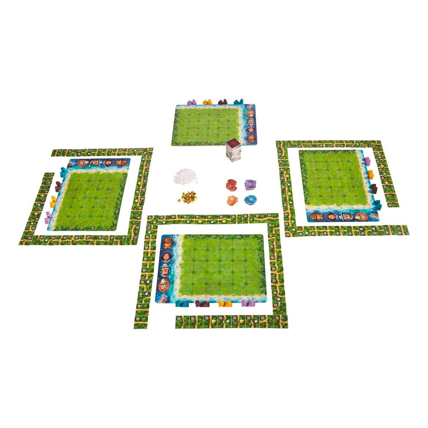 Karuba Game Haba Games at Little Earth Nest Eco Shop
