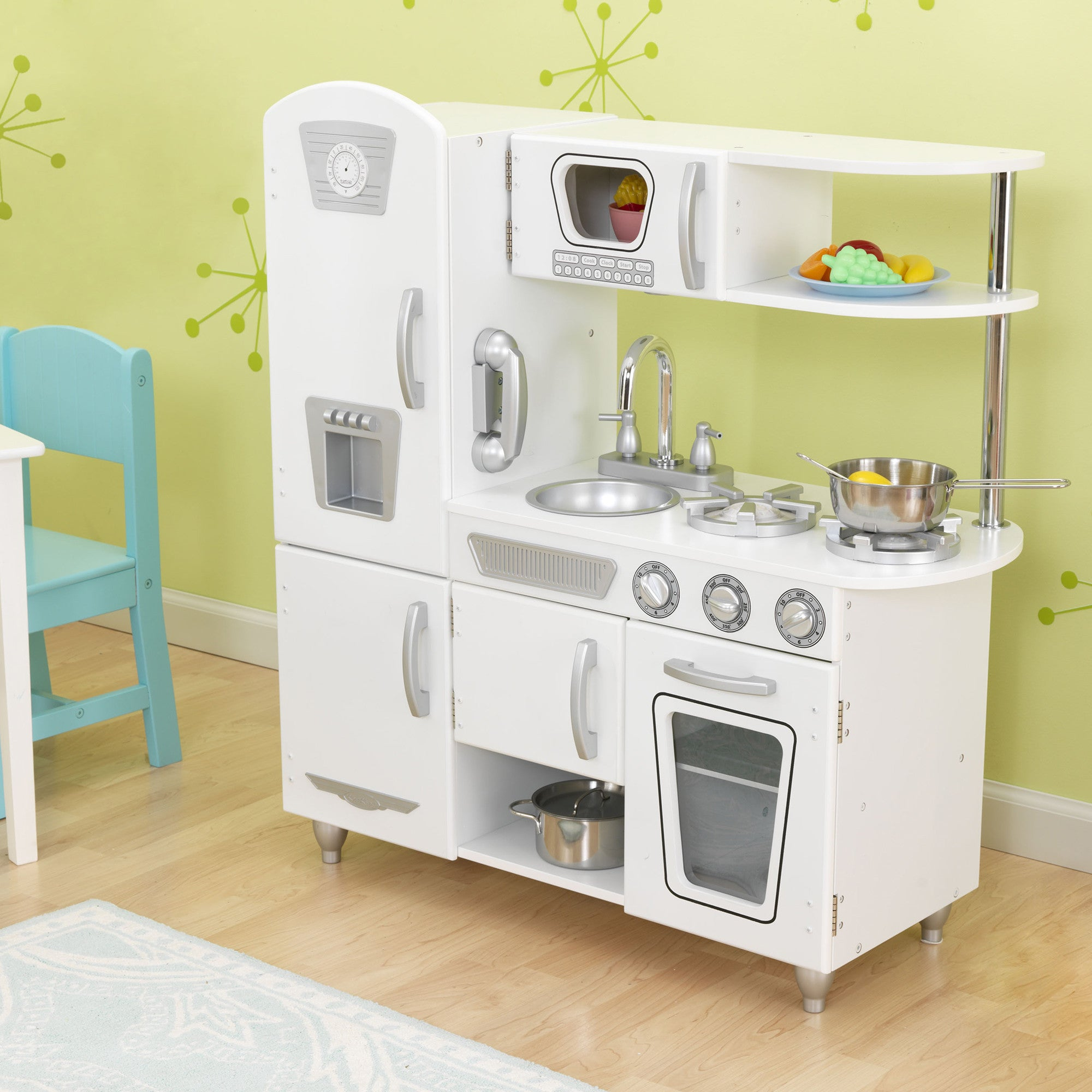 Kidkraft Retro Kitchen for Kids - Little Earth Nest