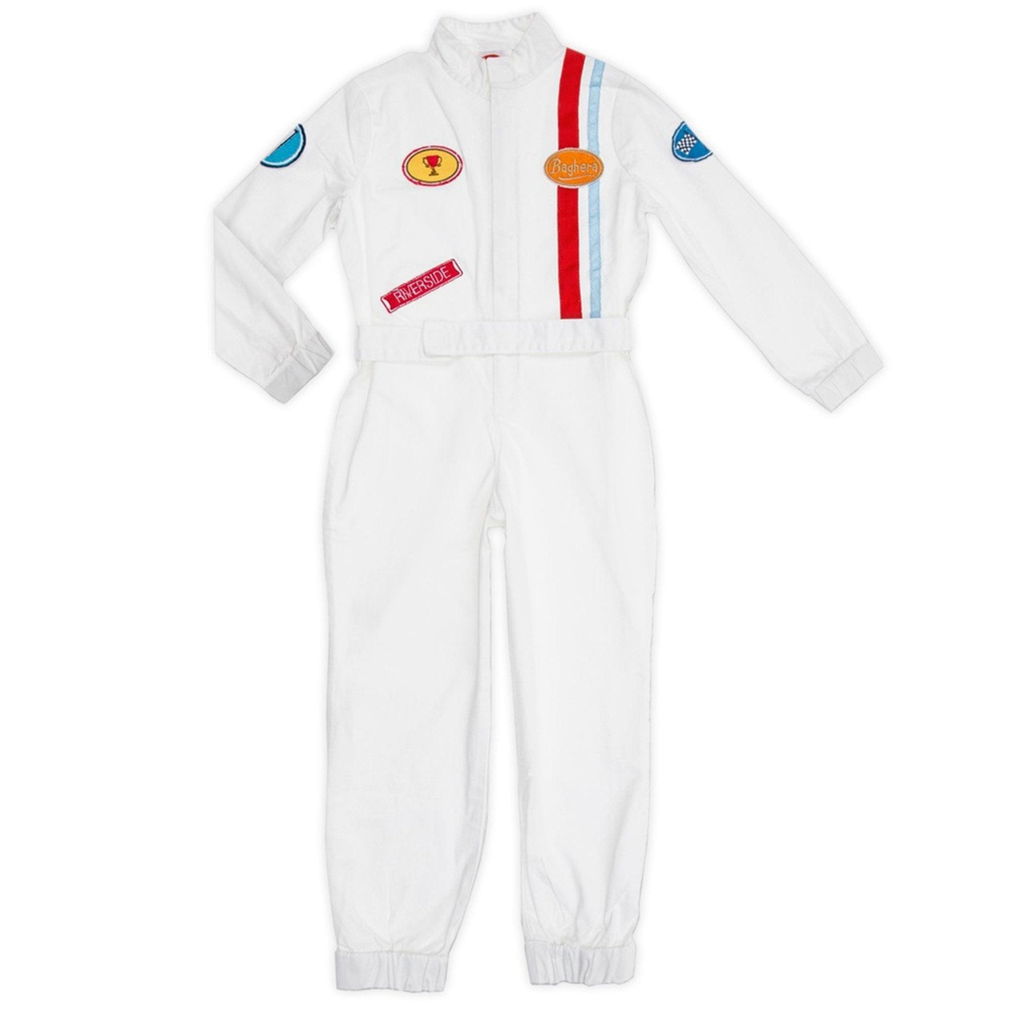 kids baghera racing car driver costume baghera little earth nest 2