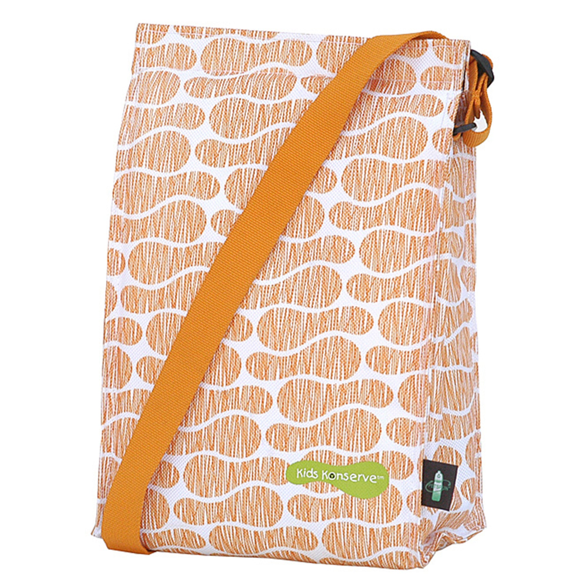 Kids Konserve Insulated Lunch Bag Kids Konserve Lunch Boxes and Bags Beach at Little Earth Nest Eco Shop