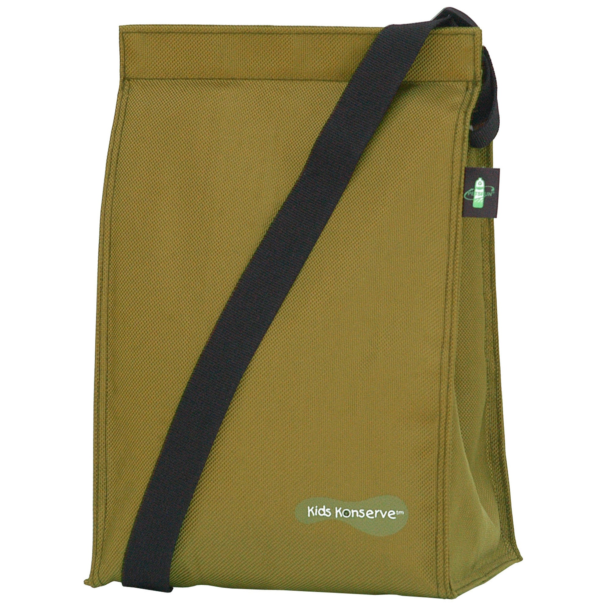 Kids Konserve Insulated Lunch Bag Kids Konserve Lunch Boxes and Bags Moss (Olive) at Little Earth Nest Eco Shop