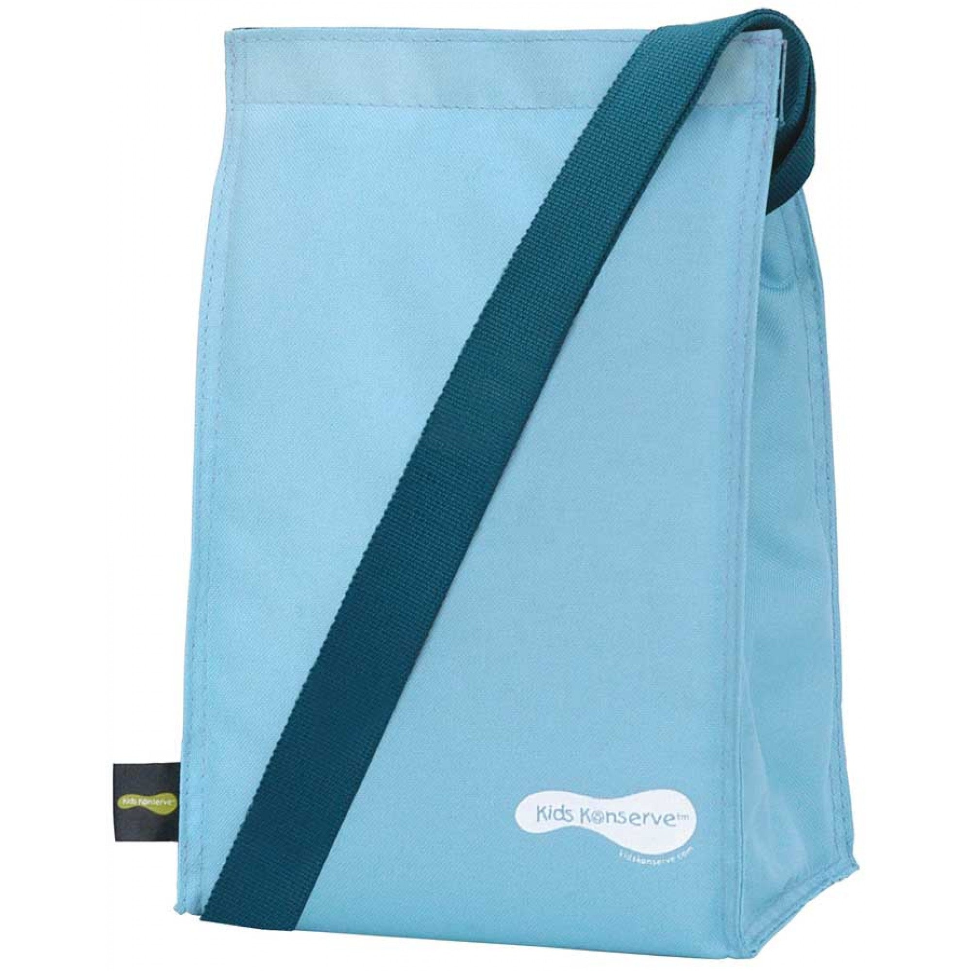 Kids Konserve Insulated Lunch Bag Kids Konserve Lunch Boxes and Bags Sky (Blue) at Little Earth Nest Eco Shop