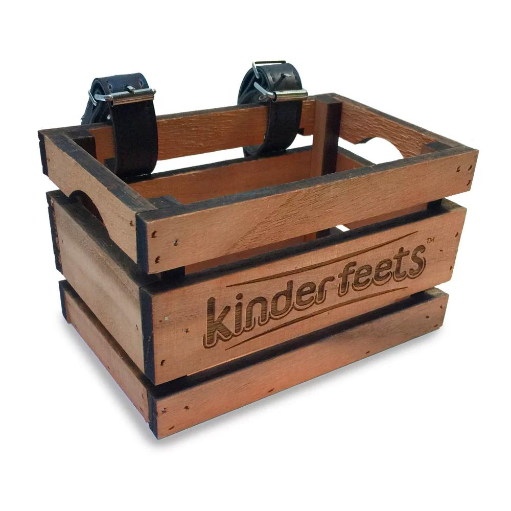 Kinderfeets Crate Kinderfeets Bicycle Accessories at Little Earth Nest Eco Shop