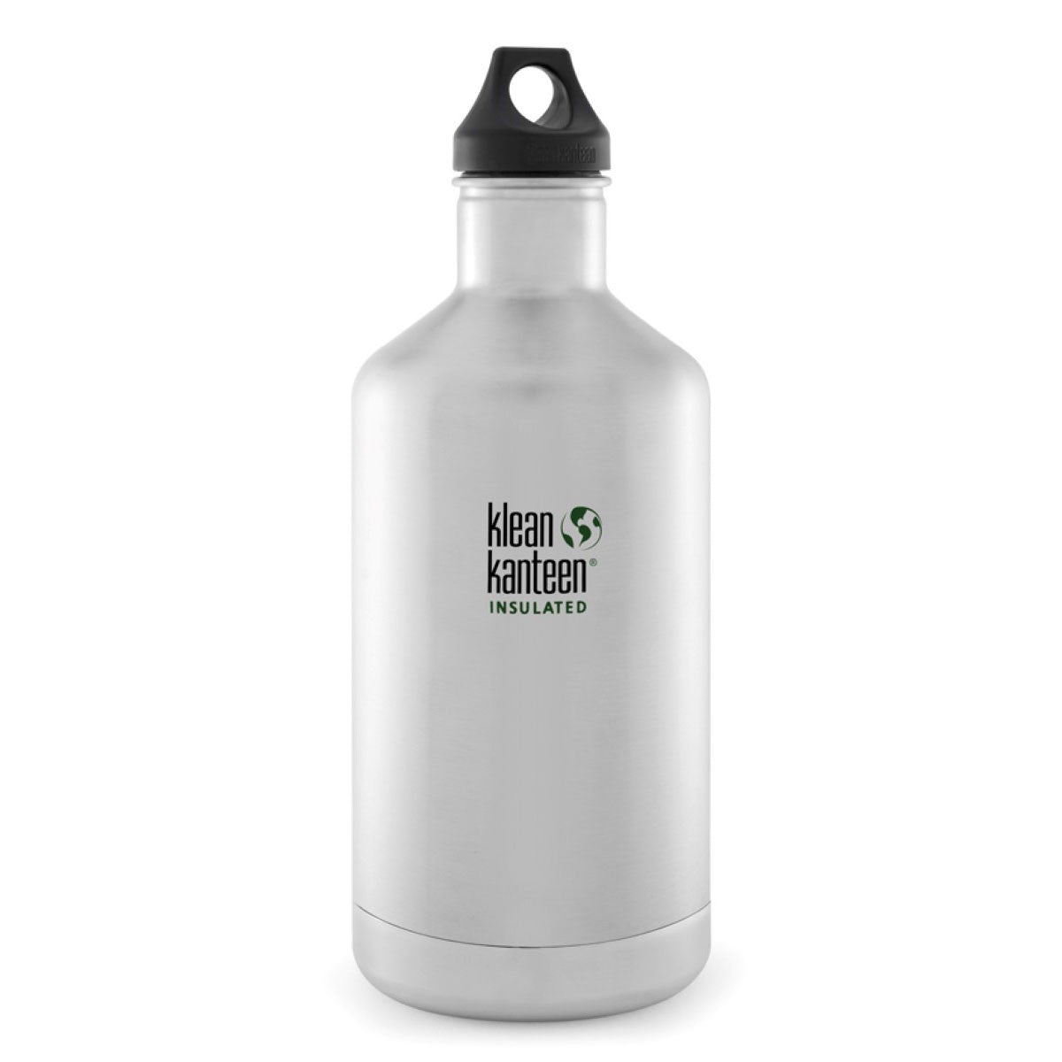 Klean Kanteen Stainless Steel Insulated Classic Water Bottle  1900ml 64oz / Brushed Stainless - Klean Kanteen - Little Earth Nest - 21