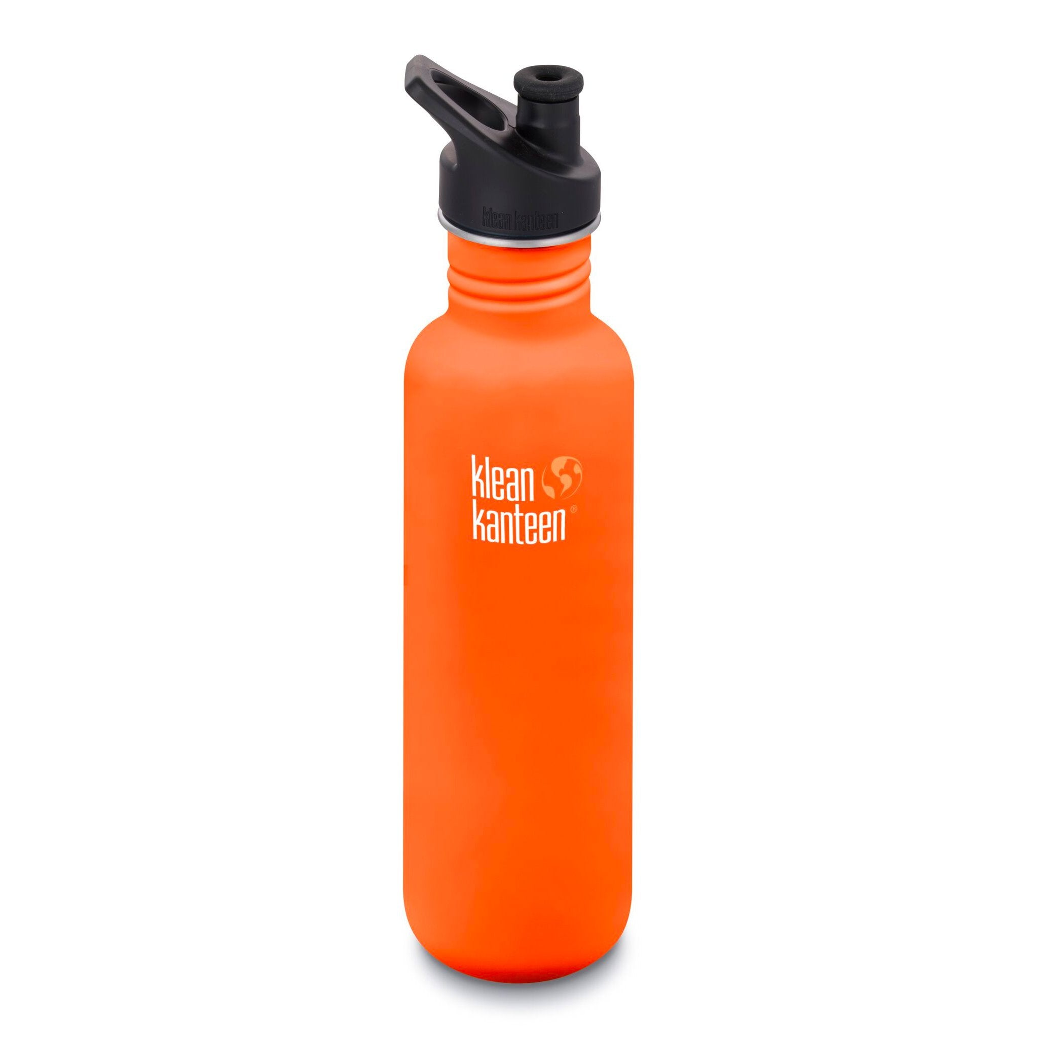 Klean Kanteen Stainless Steel Classic Water Bottle Klean Kanteen Water Bottles 800ml 27oz / Sierra Sunset at Little Earth Nest Eco Shop