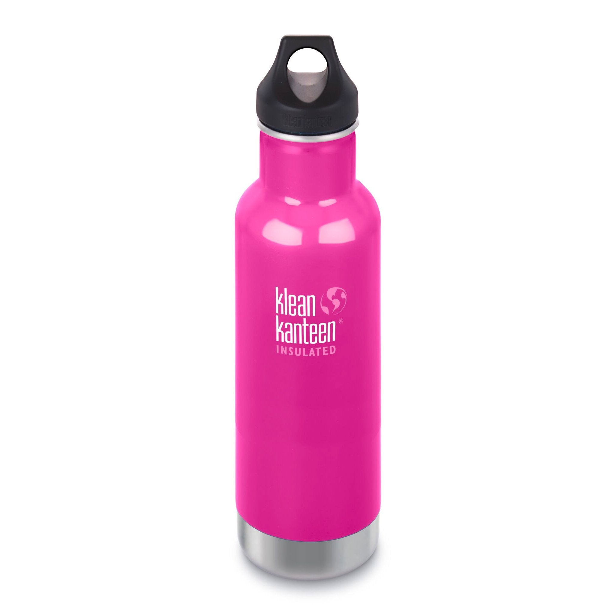 Klean Kanteen Stainless Steel Insulated Classic Water Bottle