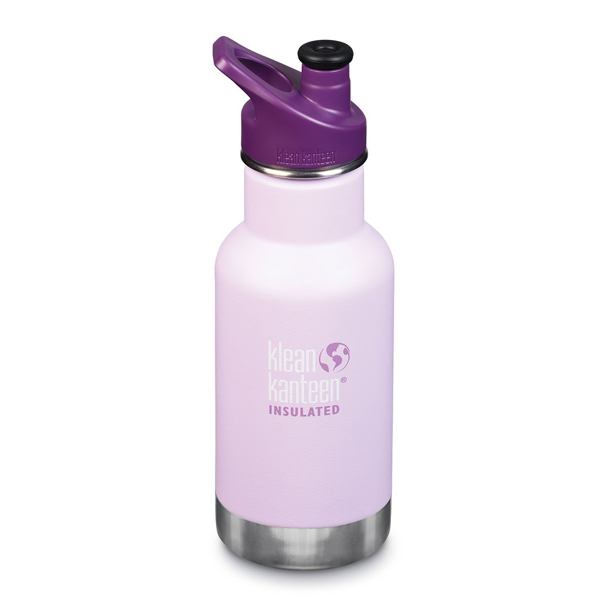 Klean Kanteen Kids Insulated Drink Bottle 12oz Klean Kanteen Water Bottles Sugarplum Fairy at Little Earth Nest Eco Shop
