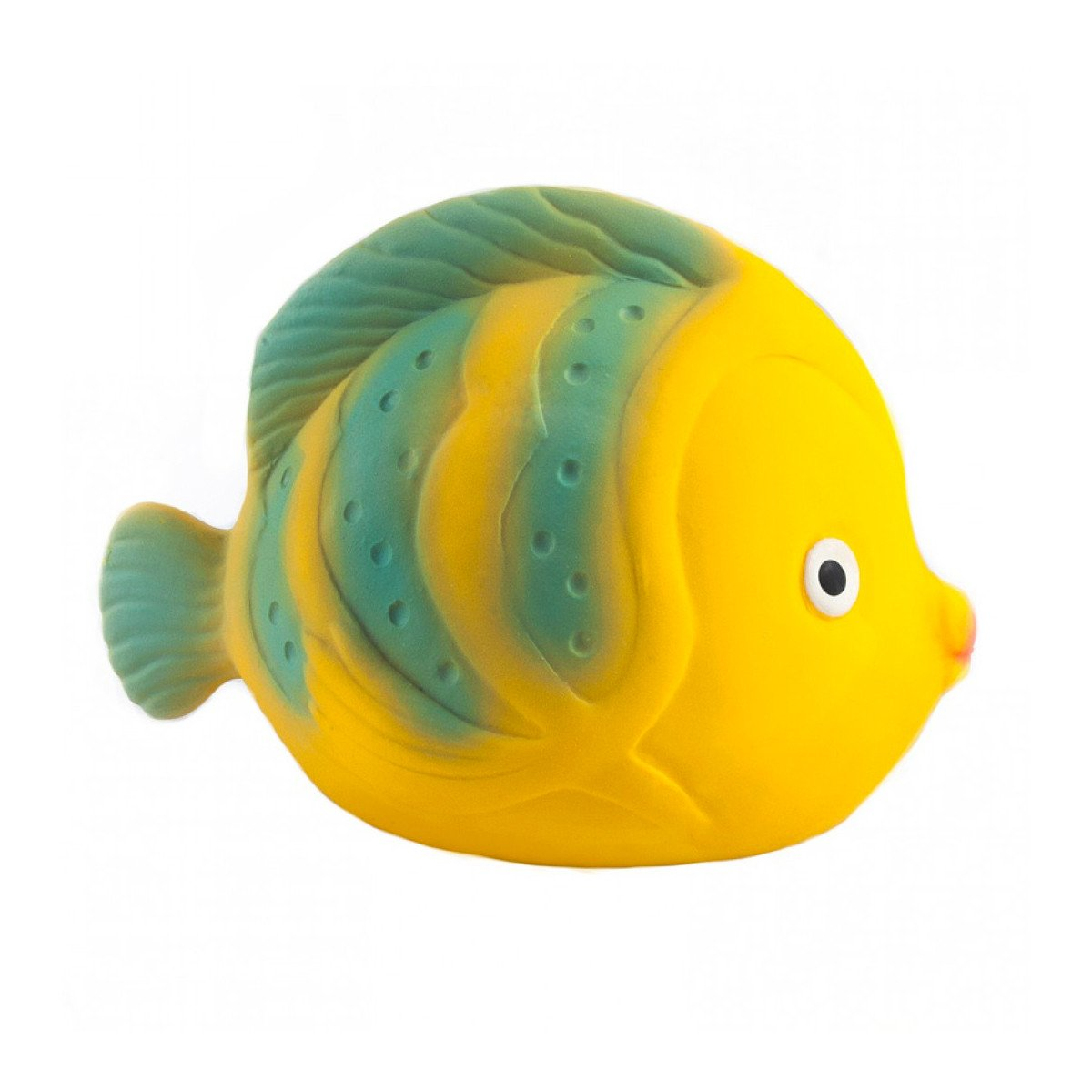 Caaocho La Butterfly Fish Caaocho Dummies and Teethers at Little Earth Nest Eco Shop