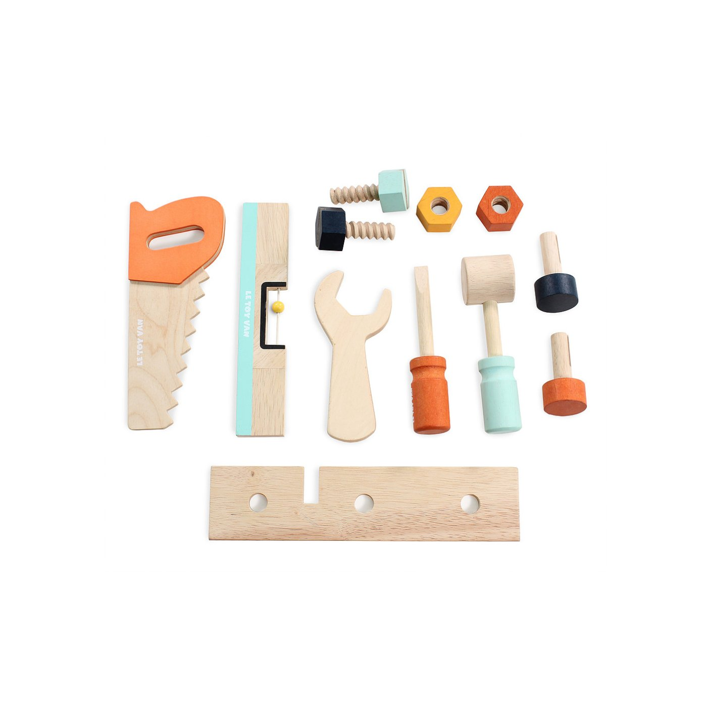 Le Toy Van Alex Workbench Le Toy Van Activity Toys at Little Earth Nest Eco Shop