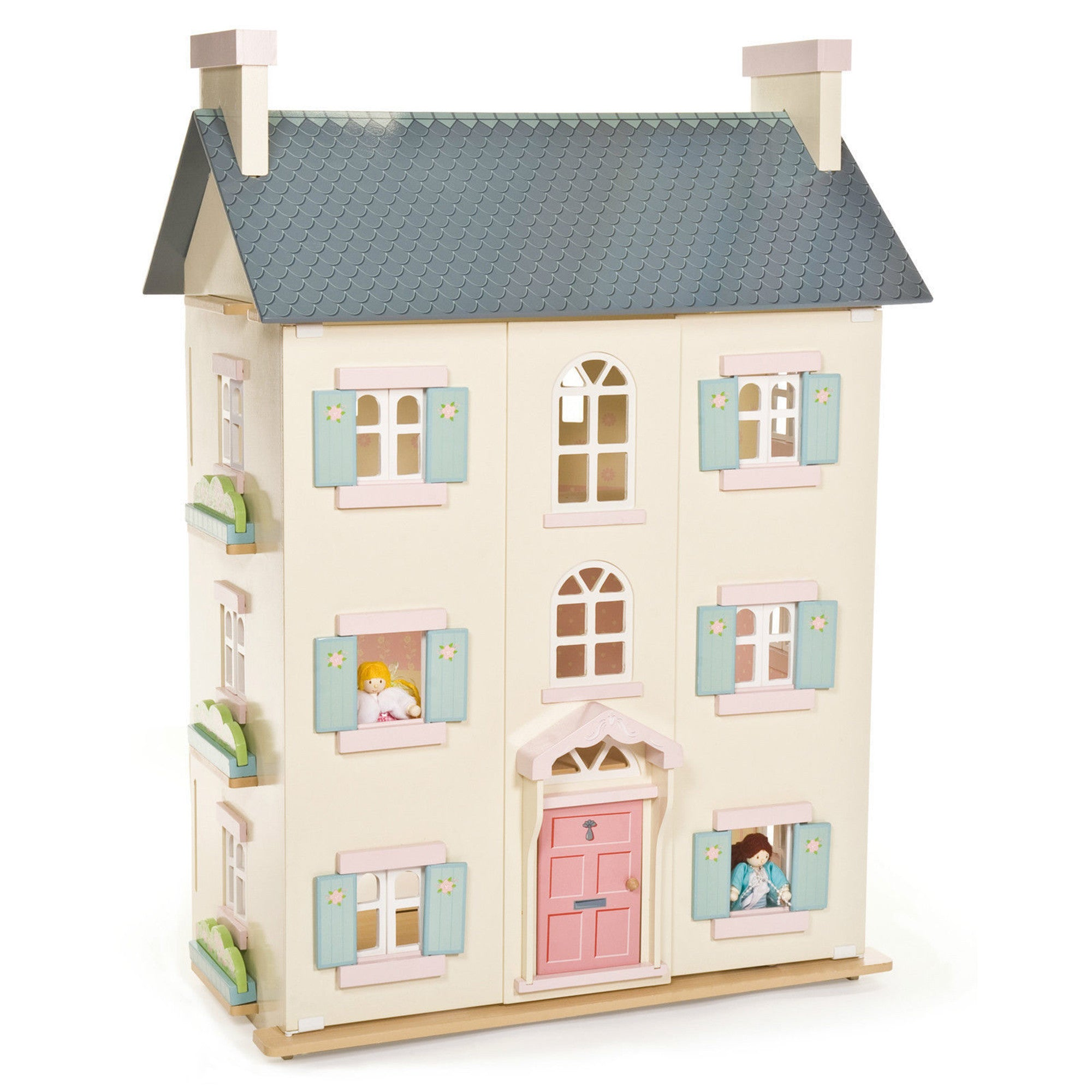 Le Toy Van Cherry Tree Hall Doll's House   - Le Toy Van - Little Earth Nest - 1