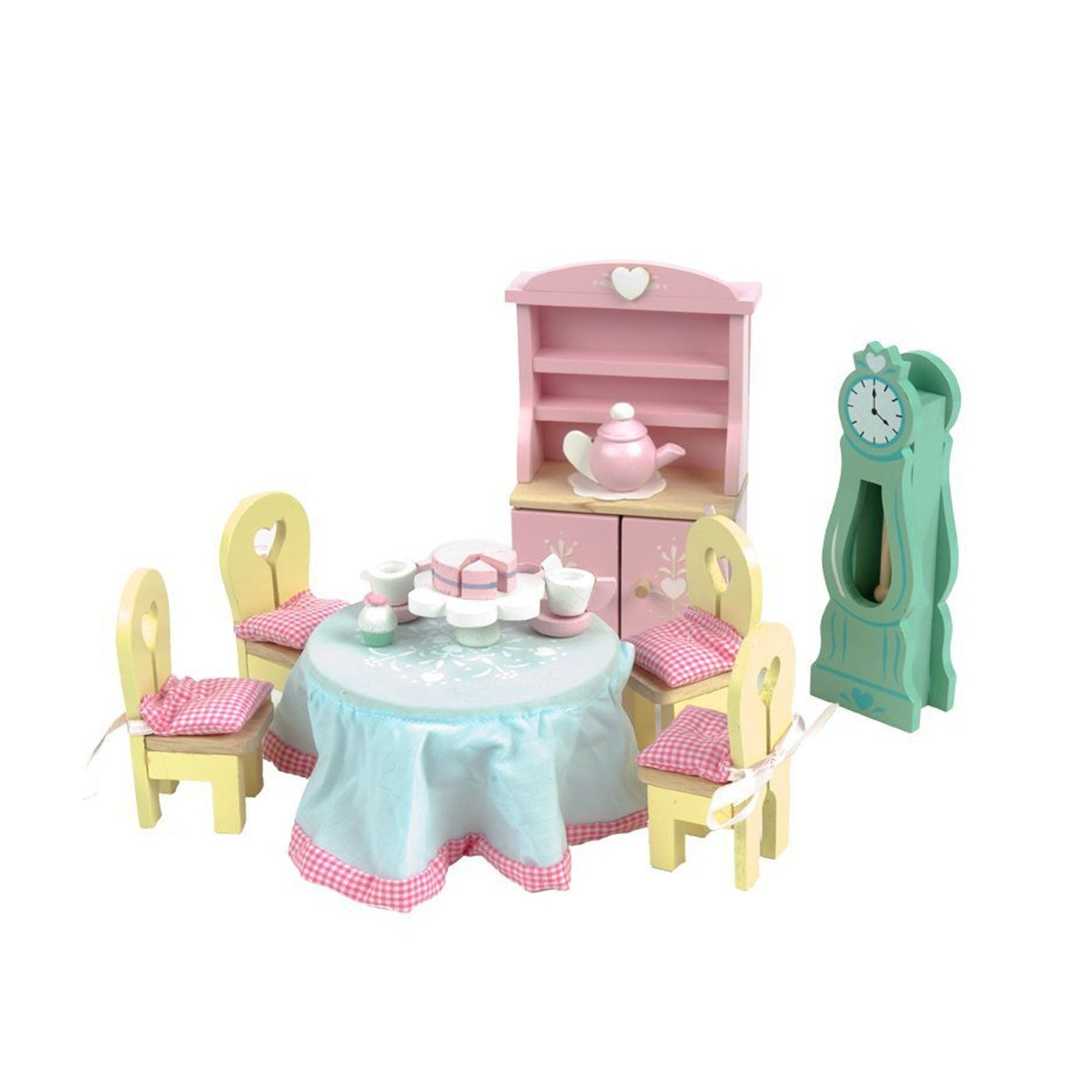 Le Toy Van Dolls House Furniture Le Toy Van Dollhouse Accessories Drawing Room at Little Earth Nest Eco Shop