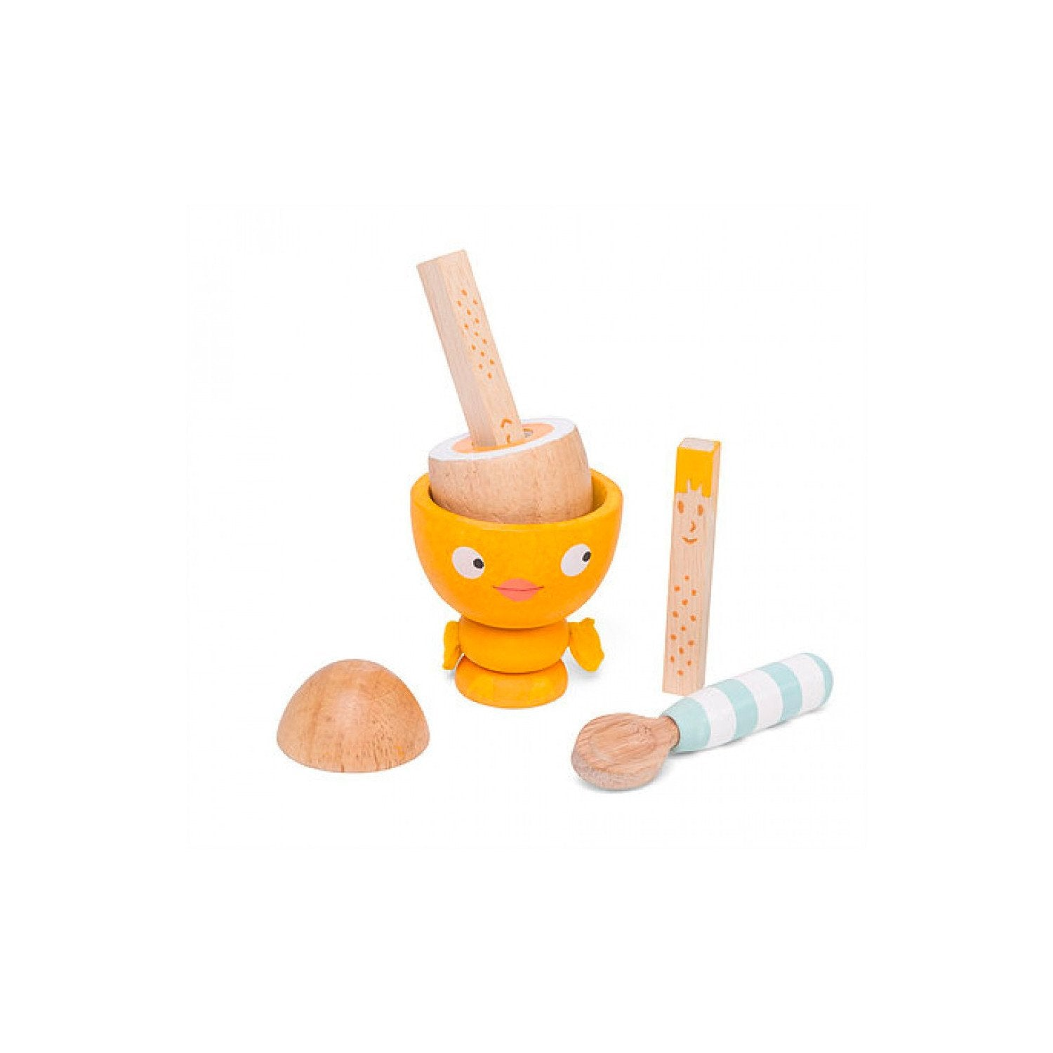 Le Toy Van Egg And Cup Set