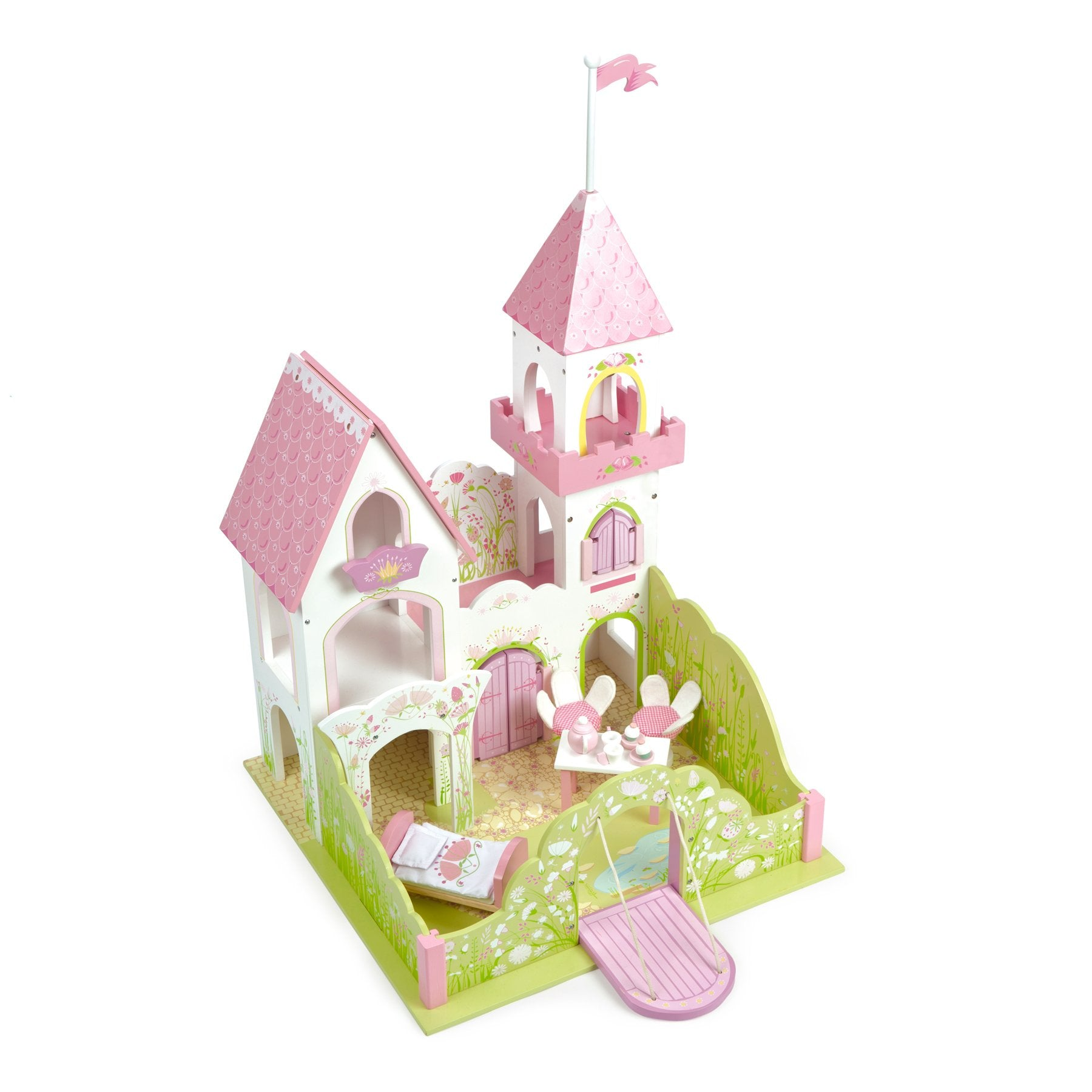 Le Toy Van Fairybelle Palace Leander Pretend Play at Little Earth Nest Eco Shop