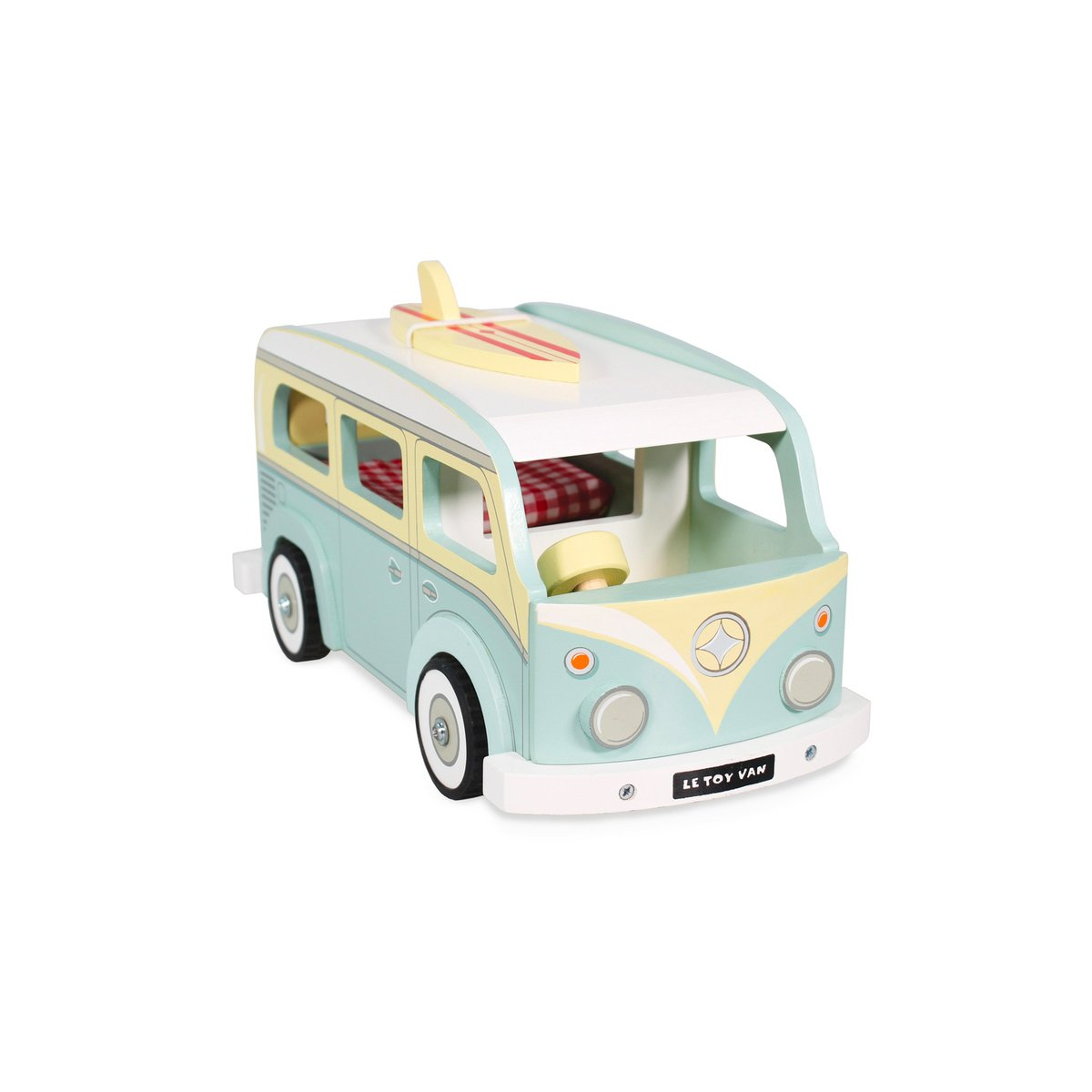 Le Toy Van Holiday Campervan Le Toy Van Toy Cars at Little Earth Nest Eco Shop