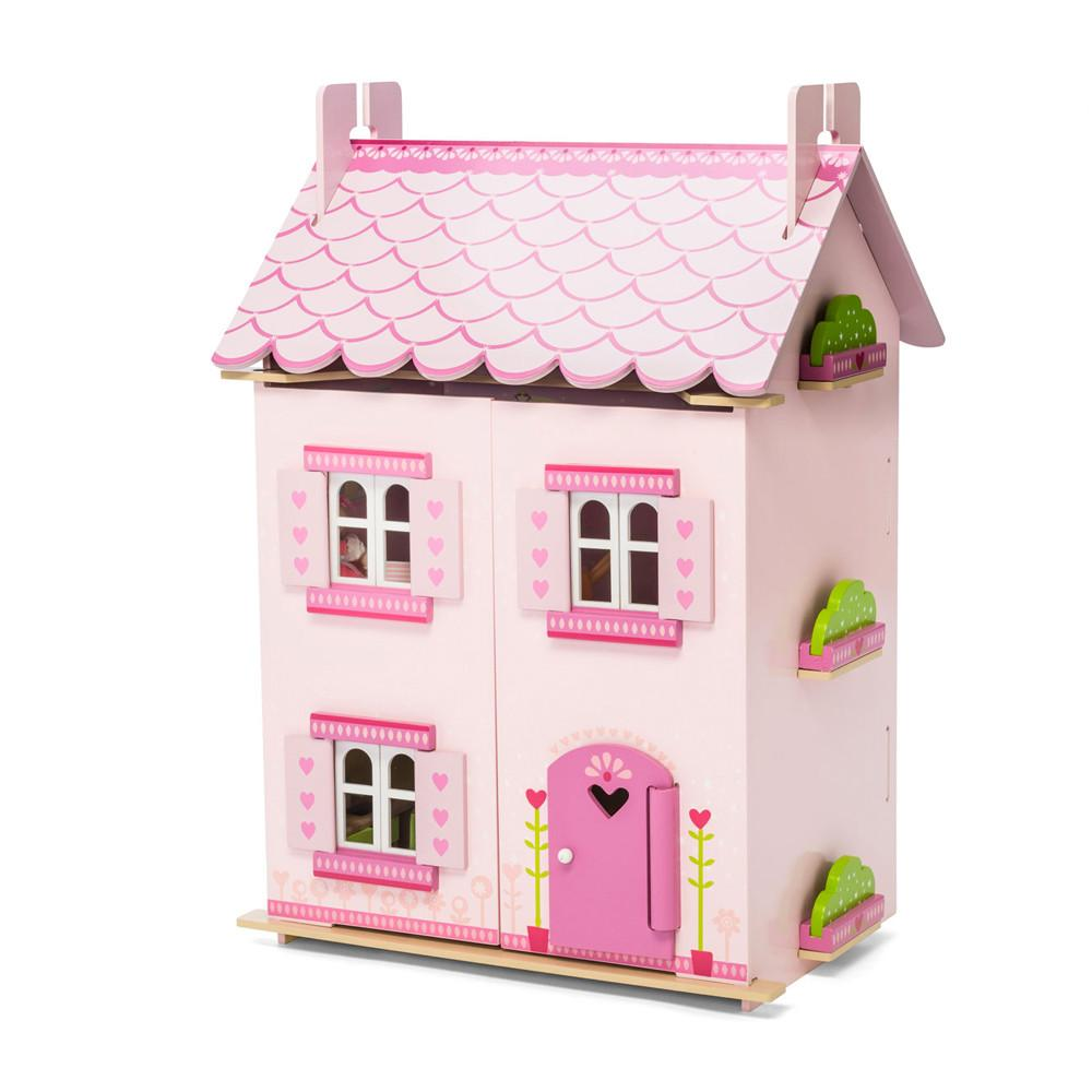 Shop For Wooden Doll Houses In Australia Little Earth Nest