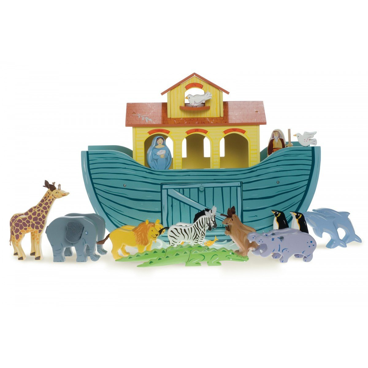 Le Toy Van Noahs Great Ark Le Toy Van General at Little Earth Nest Eco Shop