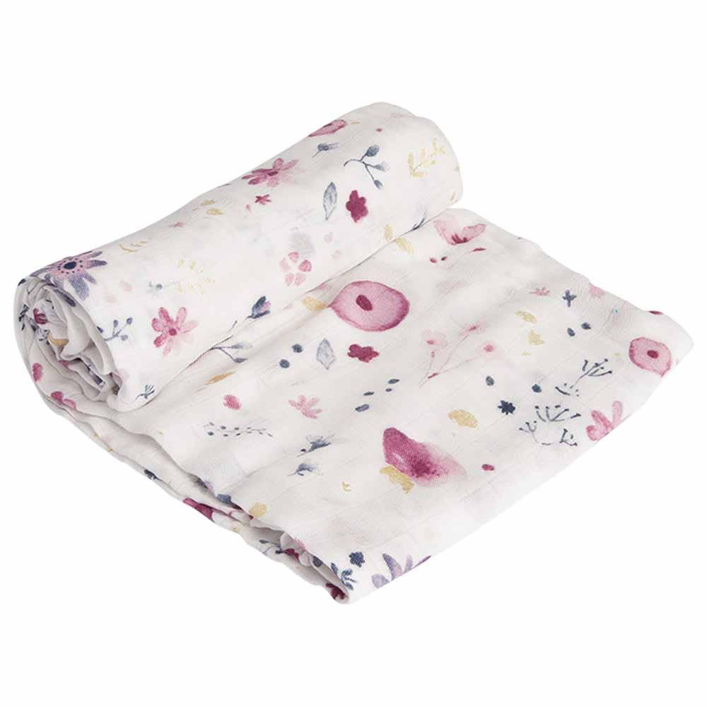 Deluxe Muslin Swaddle Little Unicorn Bath and Body Fairy Garden at Little Earth Nest Eco Shop