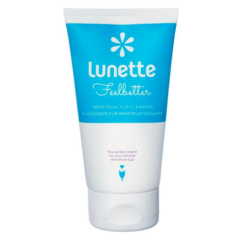 Lunette Menstrual Cup Cleanser Wash Lunette Menstrual Cups at Little Earth Nest Eco Shop