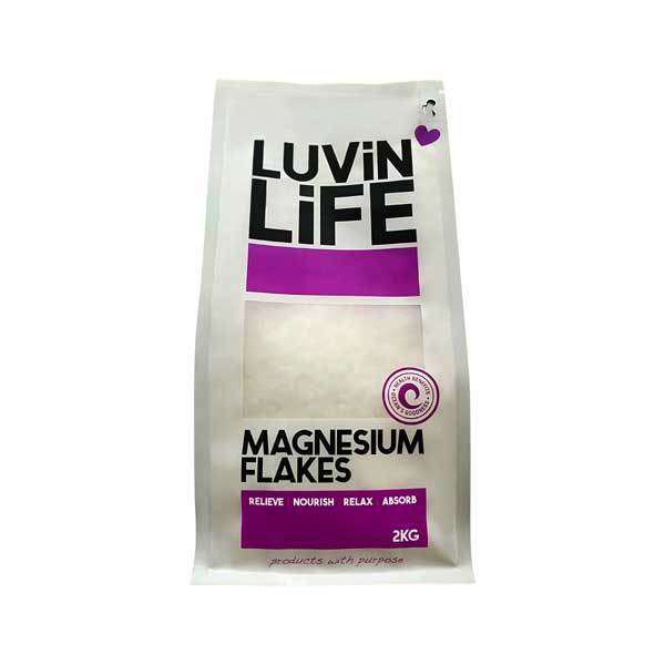 Luvin Life Magnesium 2kgs Luvin Life Health Care at Little Earth Nest Eco Shop