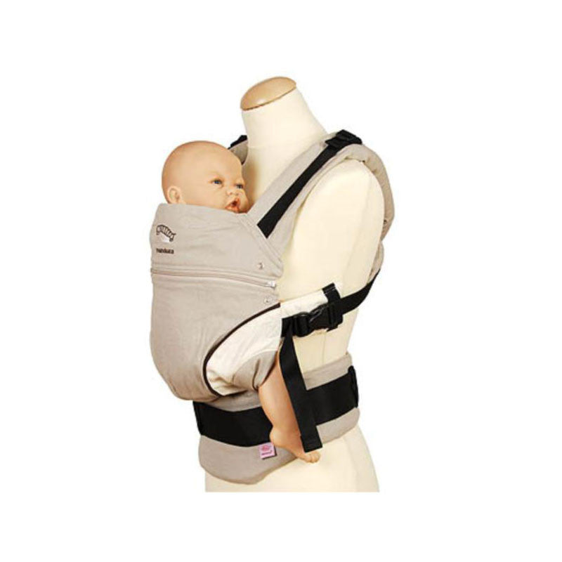 Manduca Baby Carrier Manduca Baby Carriers Sand at Little Earth Nest Eco Shop