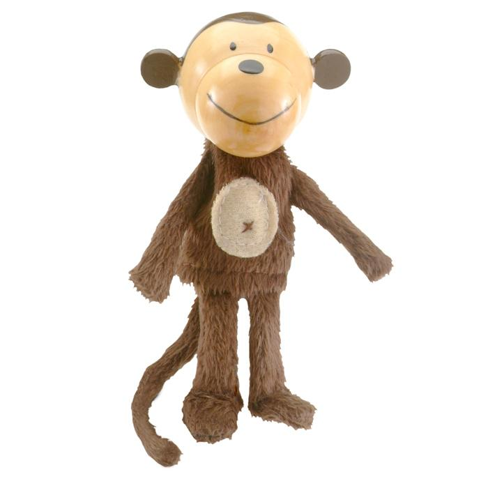 Boutique Finger Puppets Fiesta Crafts Toys Monkey at Little Earth Nest Eco Shop