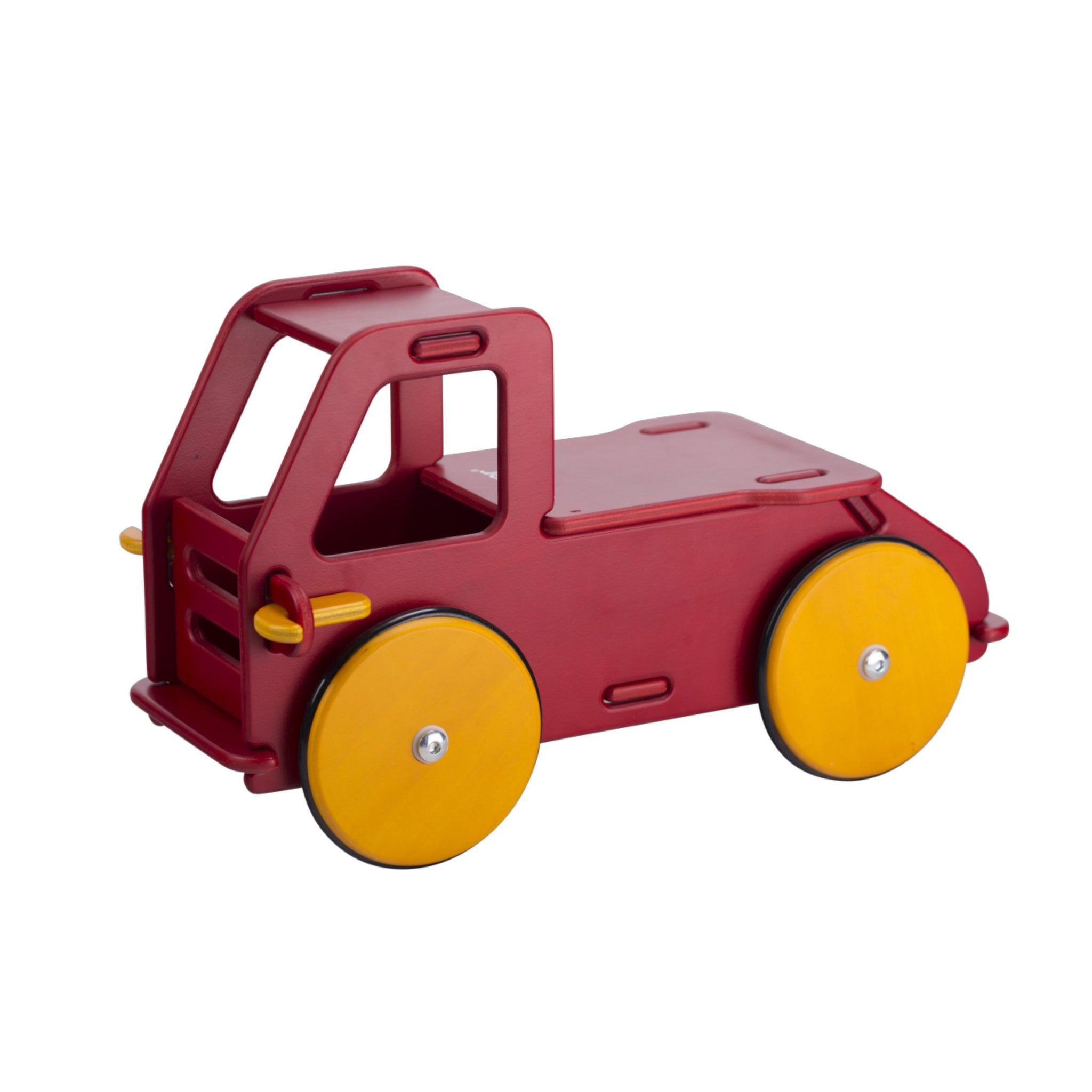 Moover Toys Baby Truck Moover Toys Play Vehicles Red at Little Earth Nest Eco Shop