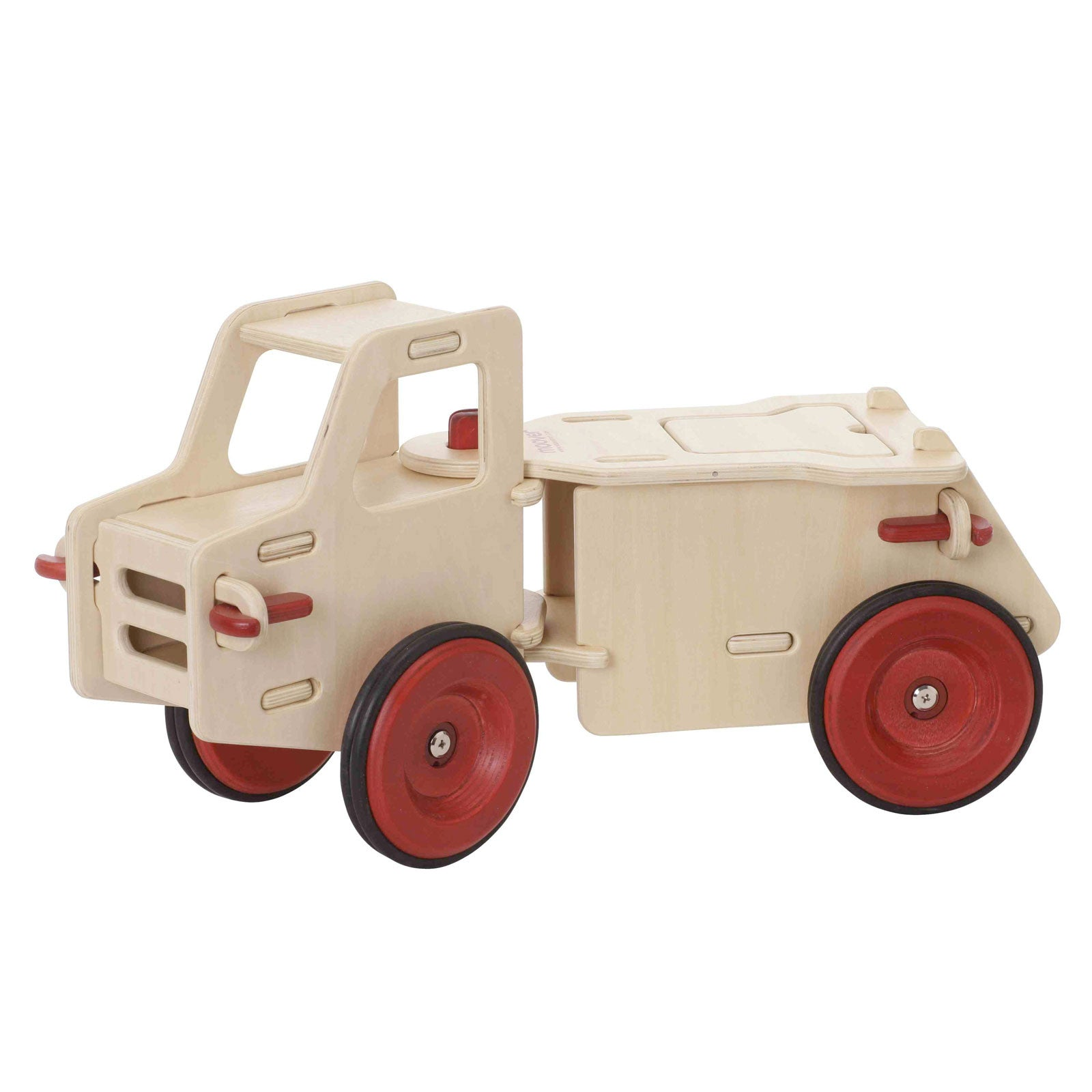 Moover Toys Dump Truck Moover Toys Play Vehicles Natural at Little Earth Nest Eco Shop