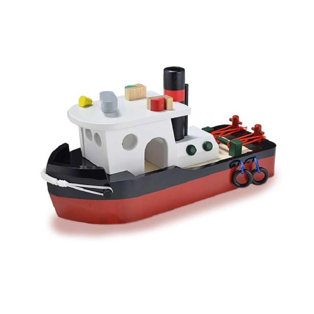 New Classic Toys Tugboat - Little Earth Nest