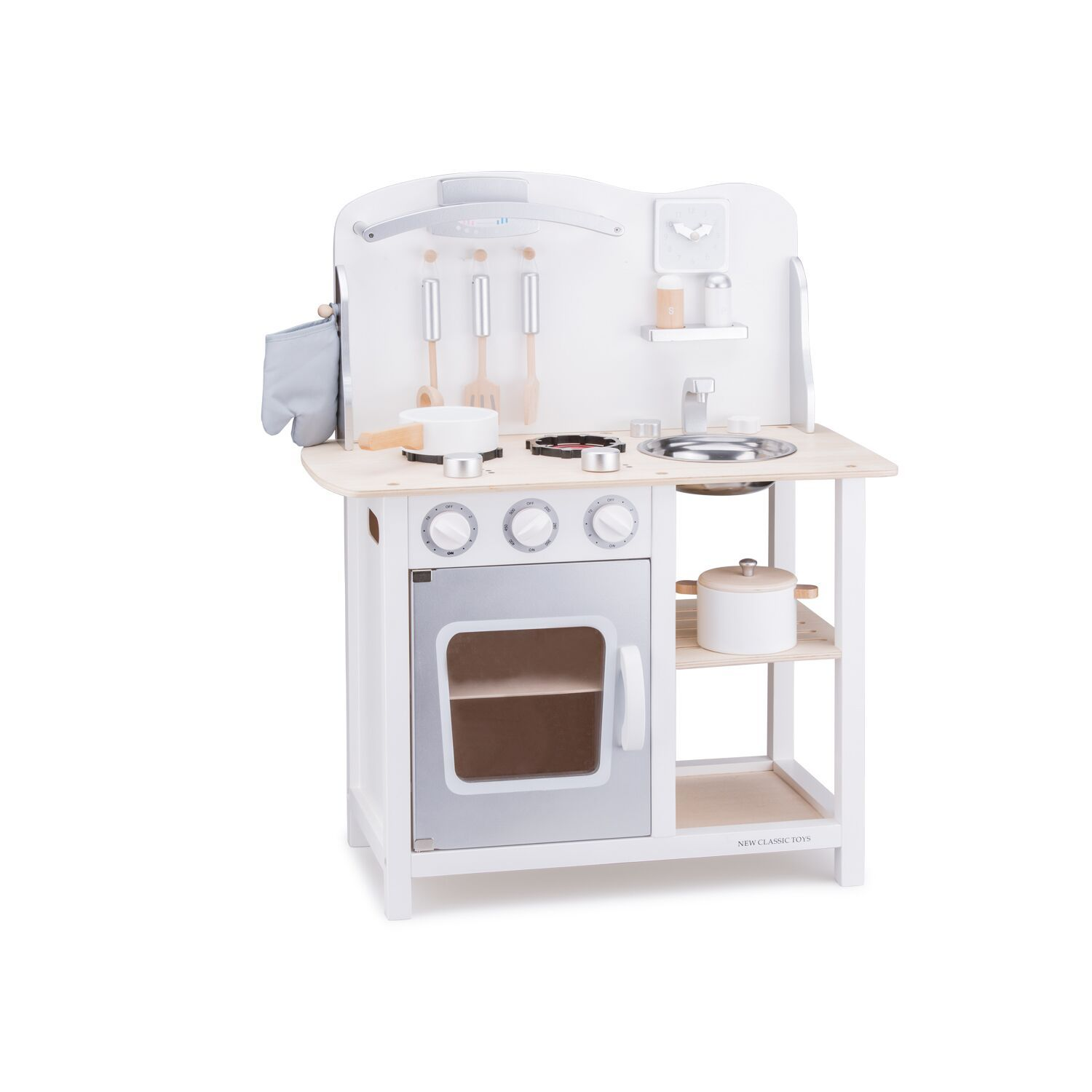 New Classic Toys Kitchenette New Classic Toys Pretend Play at Little Earth Nest Eco Shop