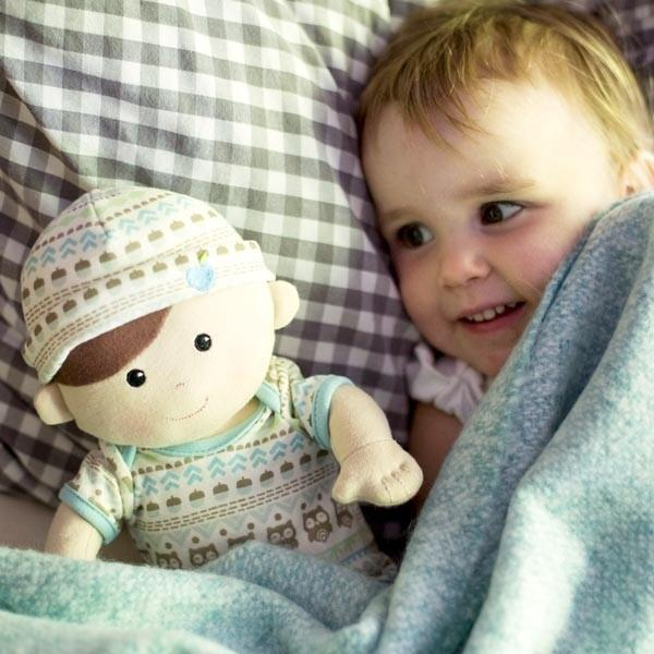 Apple Park Organic Baby Doll Apple Park Organic Dolls, Playsets & Toy Figures at Little Earth Nest Eco Shop