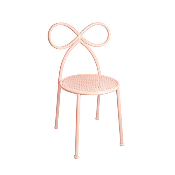Childrens Pink Bow Chair   Little Earth Nest   Little Earth Nest