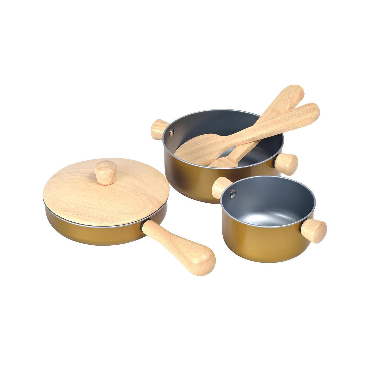 Plan Toys Cooking Utensils PlanToys Toy Kitchens & Play Food at Little Earth Nest Eco Shop