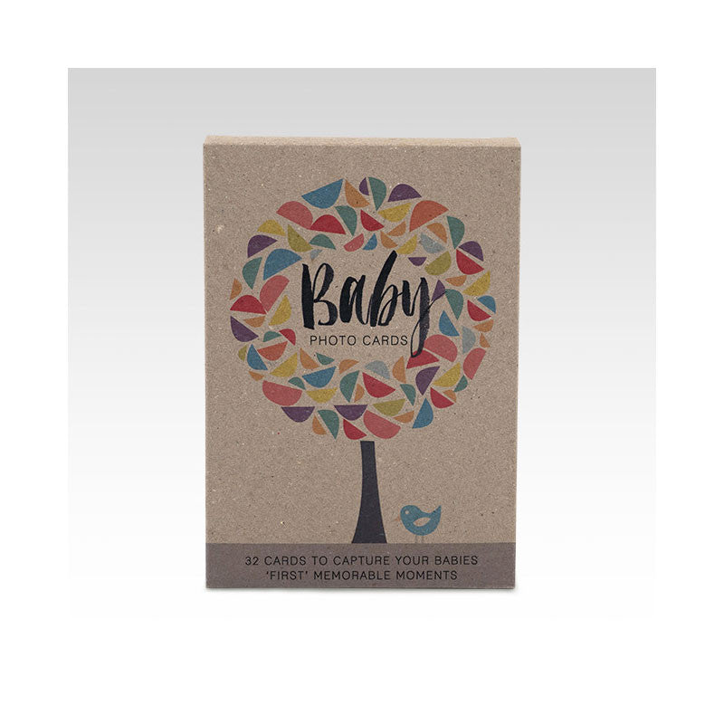 Baby Milestone Card Set RHI Creative Baby Gifts at Little Earth Nest Eco Shop