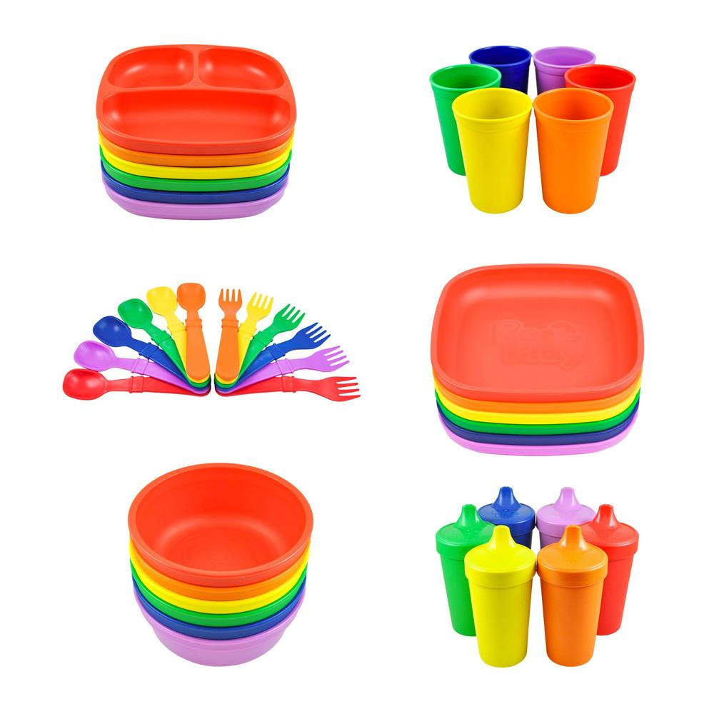 Replay 6 Piece Sets Crayon Box   - Replay - Little Earth Nest - 1