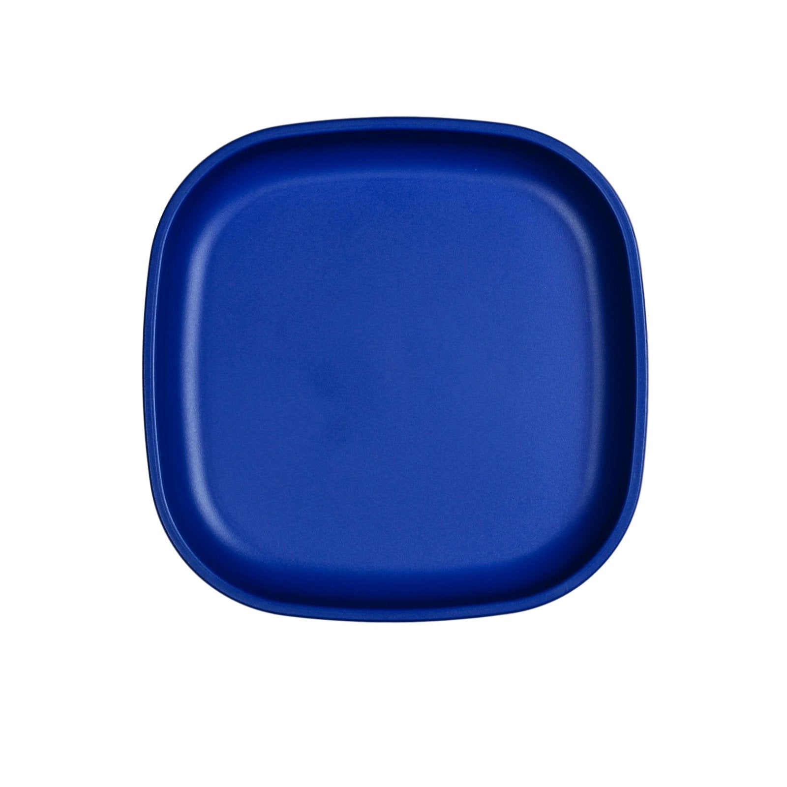 Replay Large Plate Replay Dinnerware Navy at Little Earth Nest Eco Shop