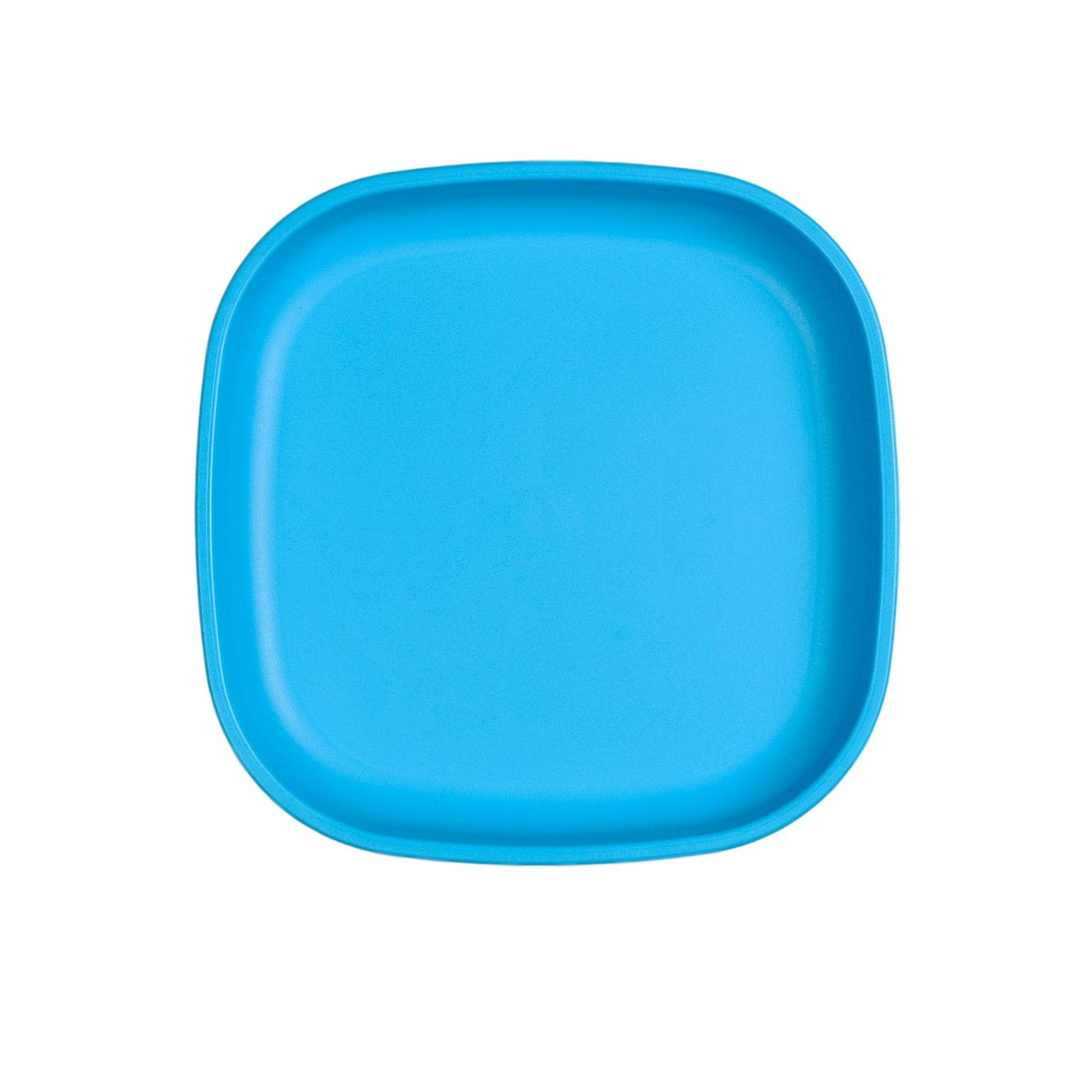 Replay Large Plate Replay Dinnerware Sky Blue at Little Earth Nest Eco Shop