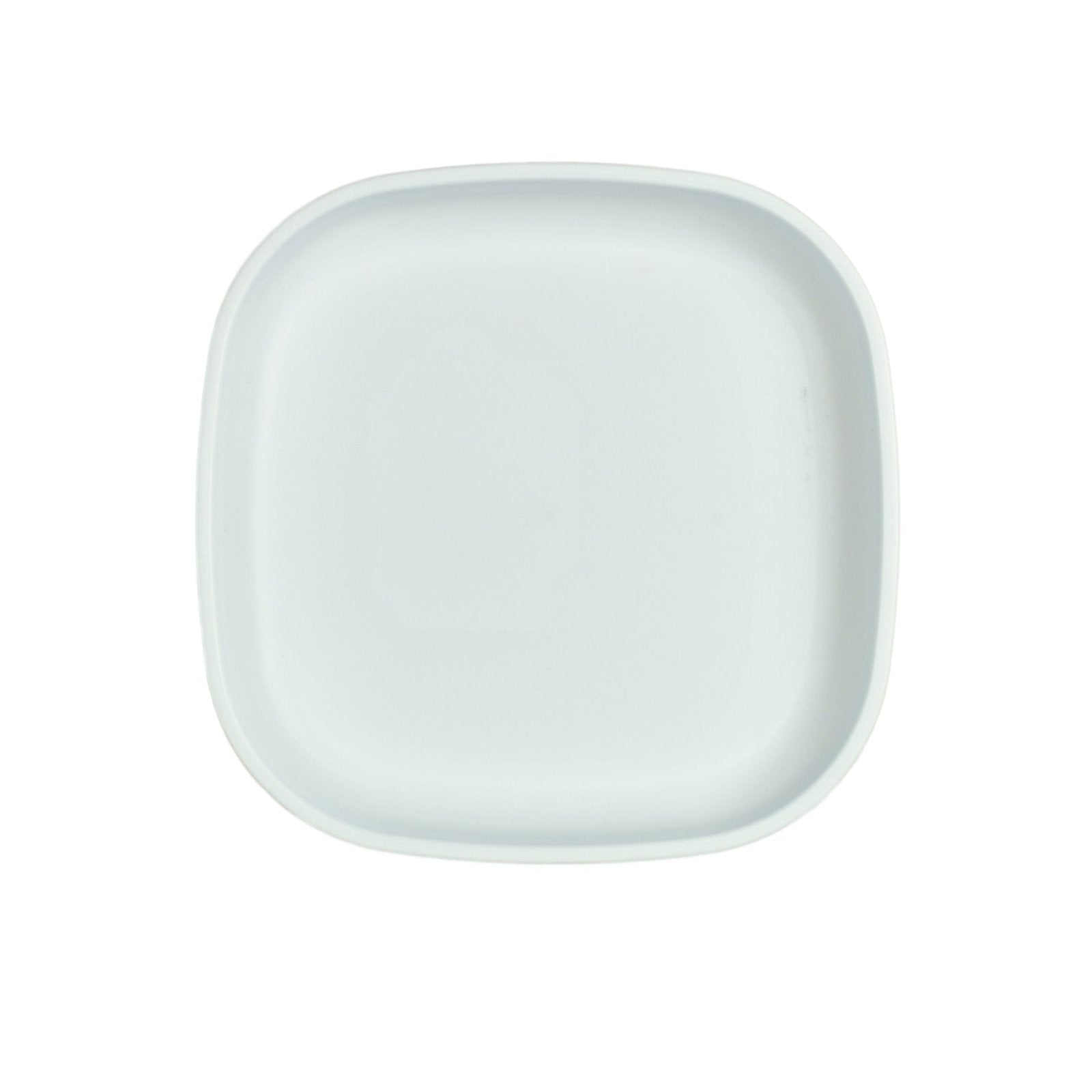 Replay Large Plate Replay Dinnerware White at Little Earth Nest Eco Shop