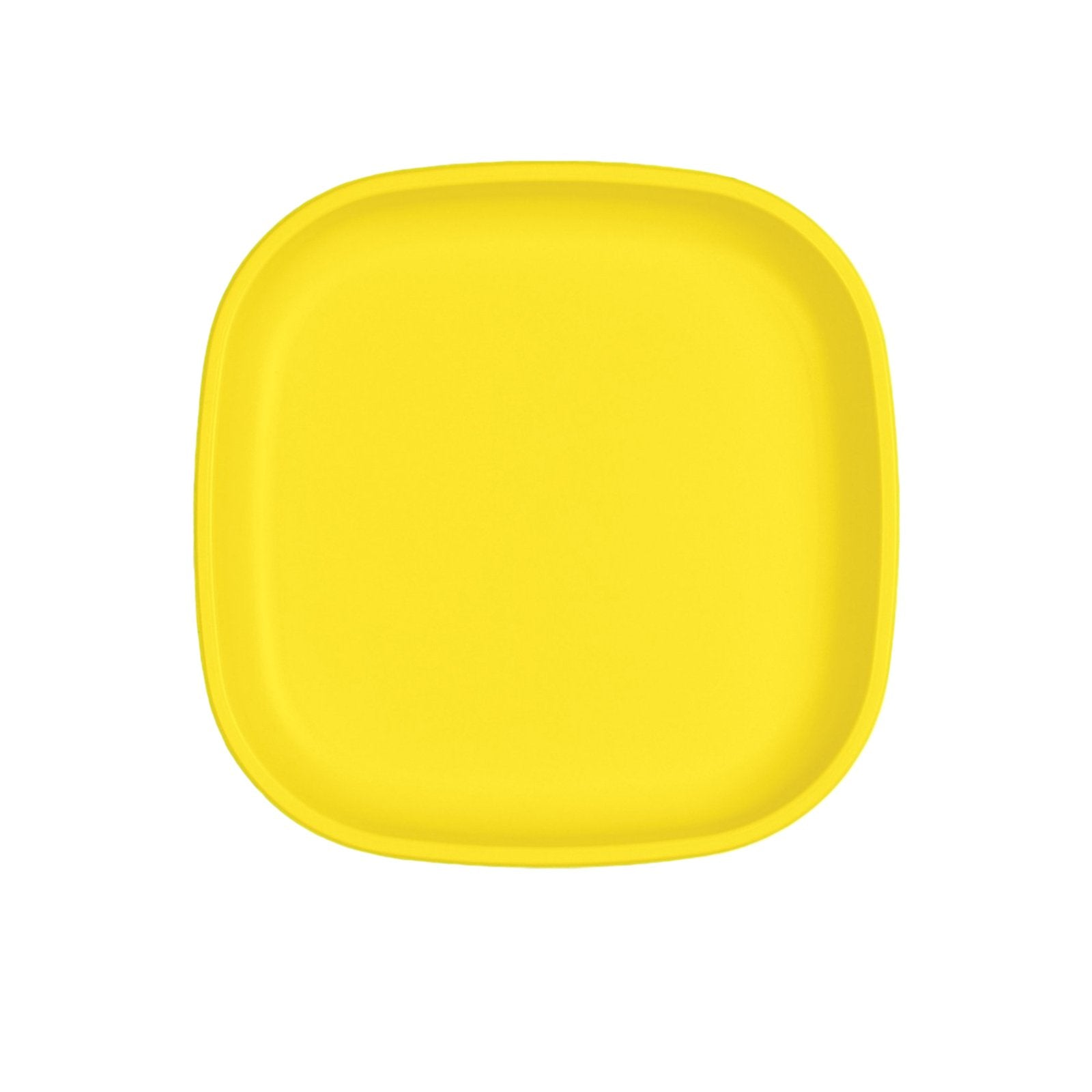 Replay Large Plate Replay Dinnerware Yellow at Little Earth Nest Eco Shop